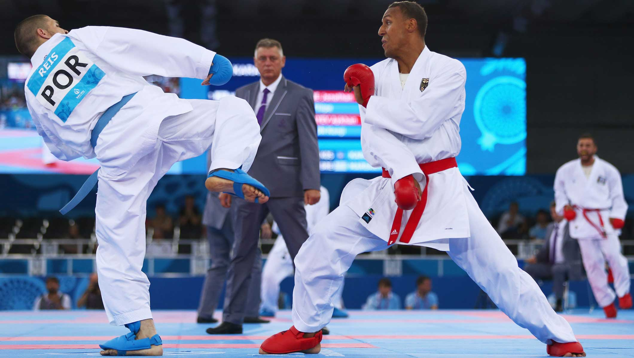 Image result for Karate in the olympics