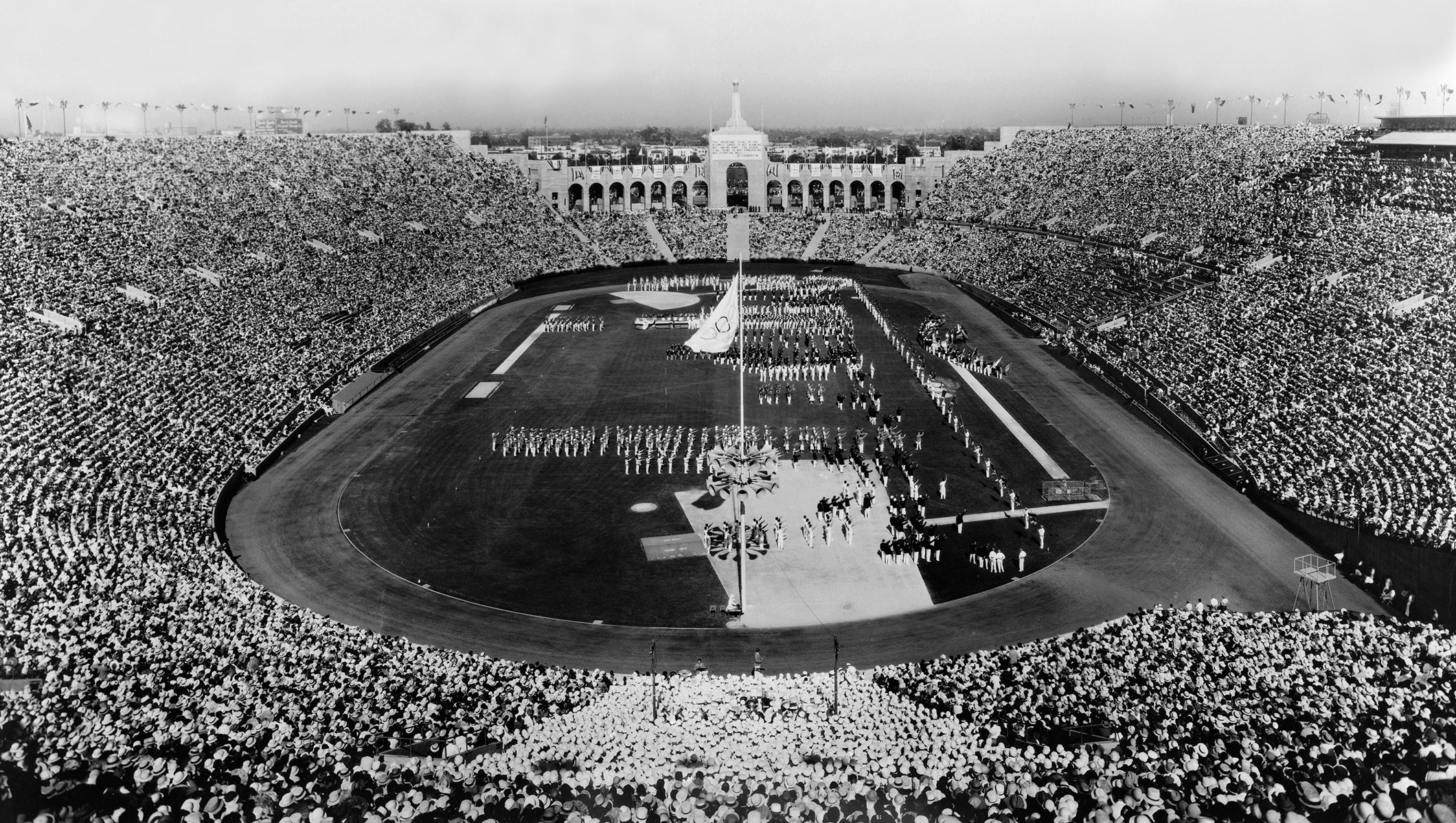 los angeles 1932 california welcomes the world olympic news