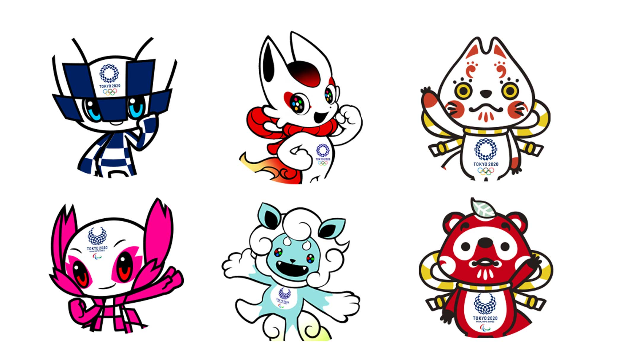 Mascot For 2020 Winter Olympics.Tokyo 2020 Unveils Mascot Shortlist Olympic News