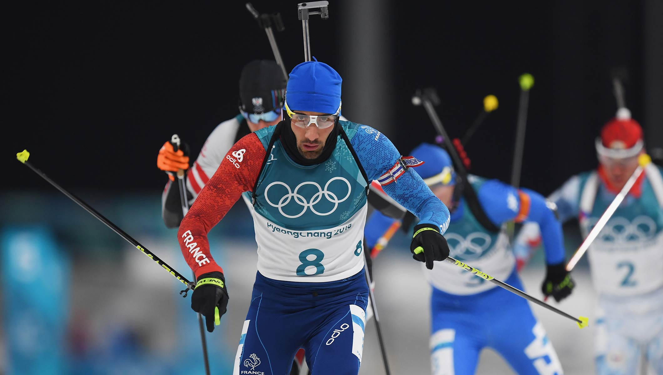 Biathlon Winter Olympic Sport