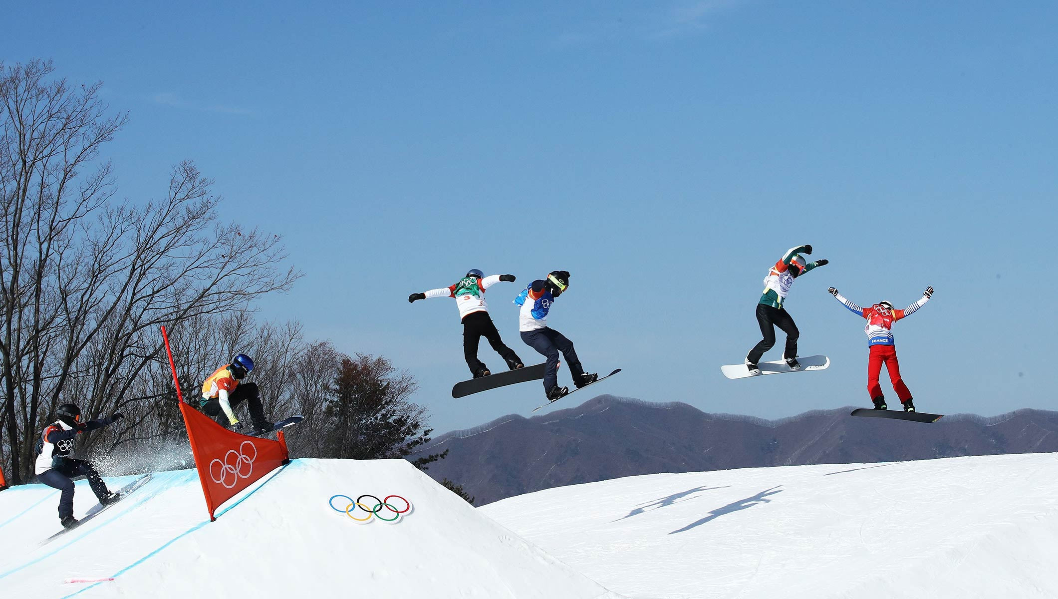 olympic snowboarding winter olympic sport