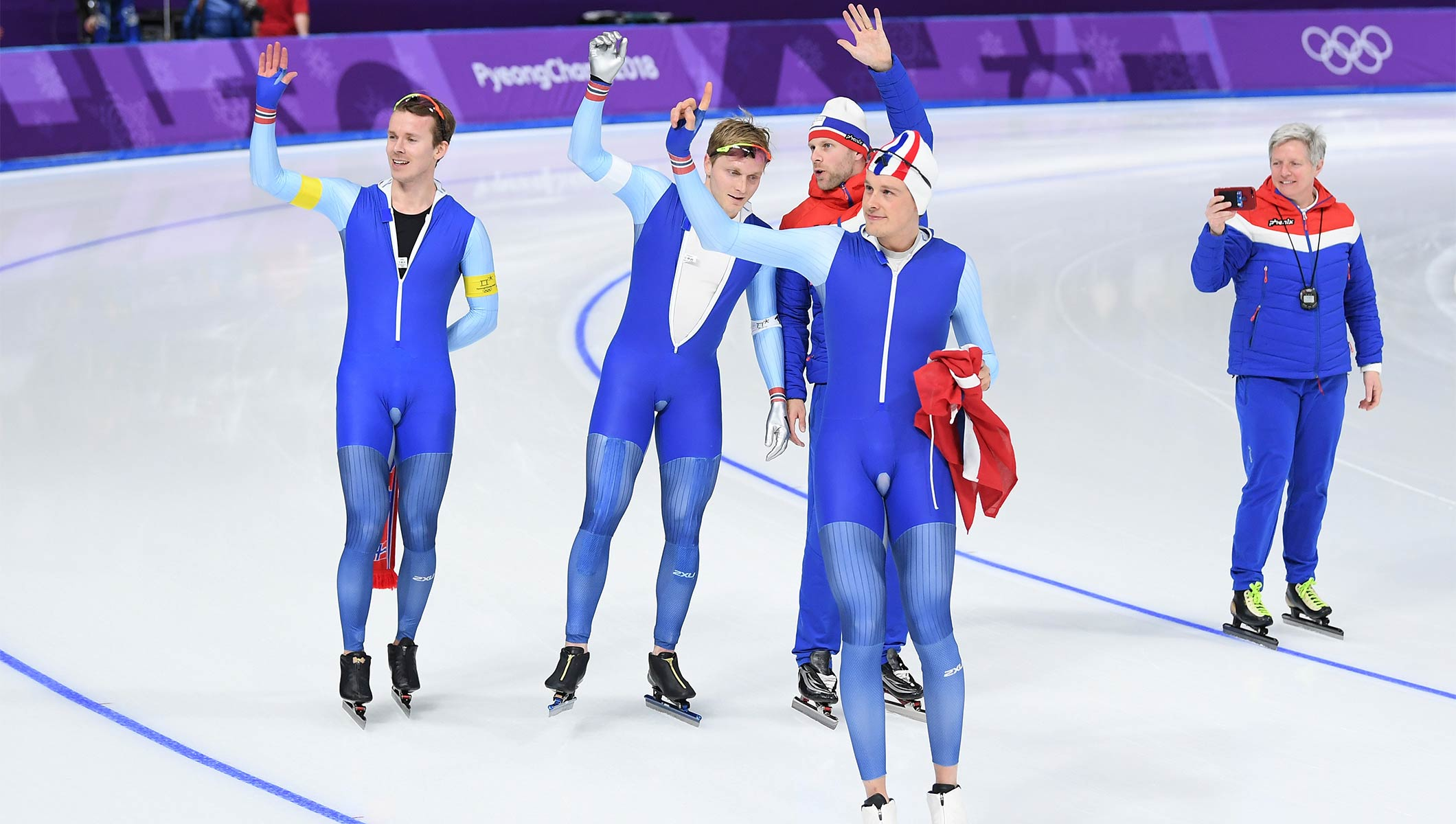 Speed skating - Winter Olympic Sport 2ad1cb7a1