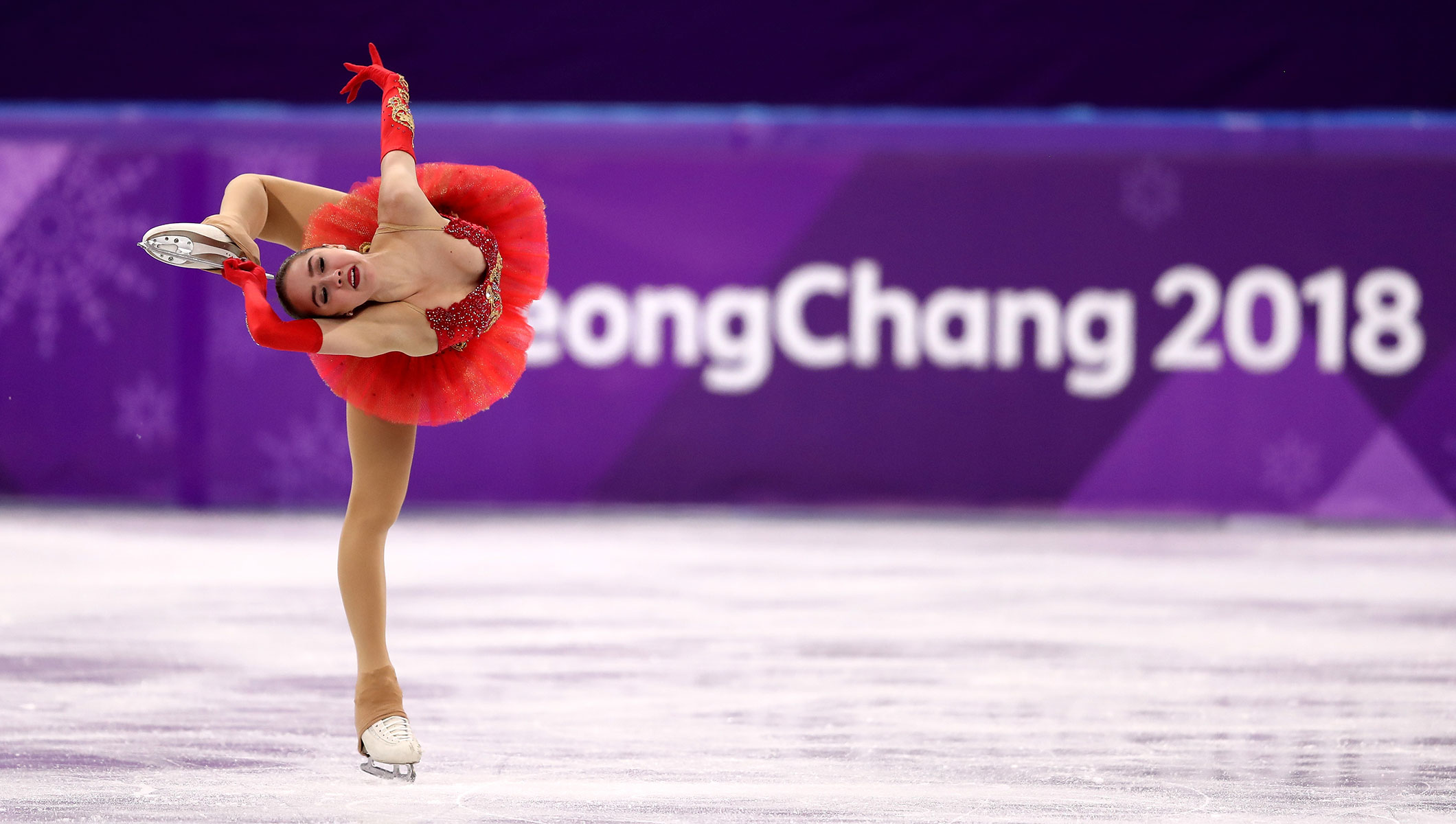 Figure Skating At The 2020 Olympic Winter Games.Figure Skating