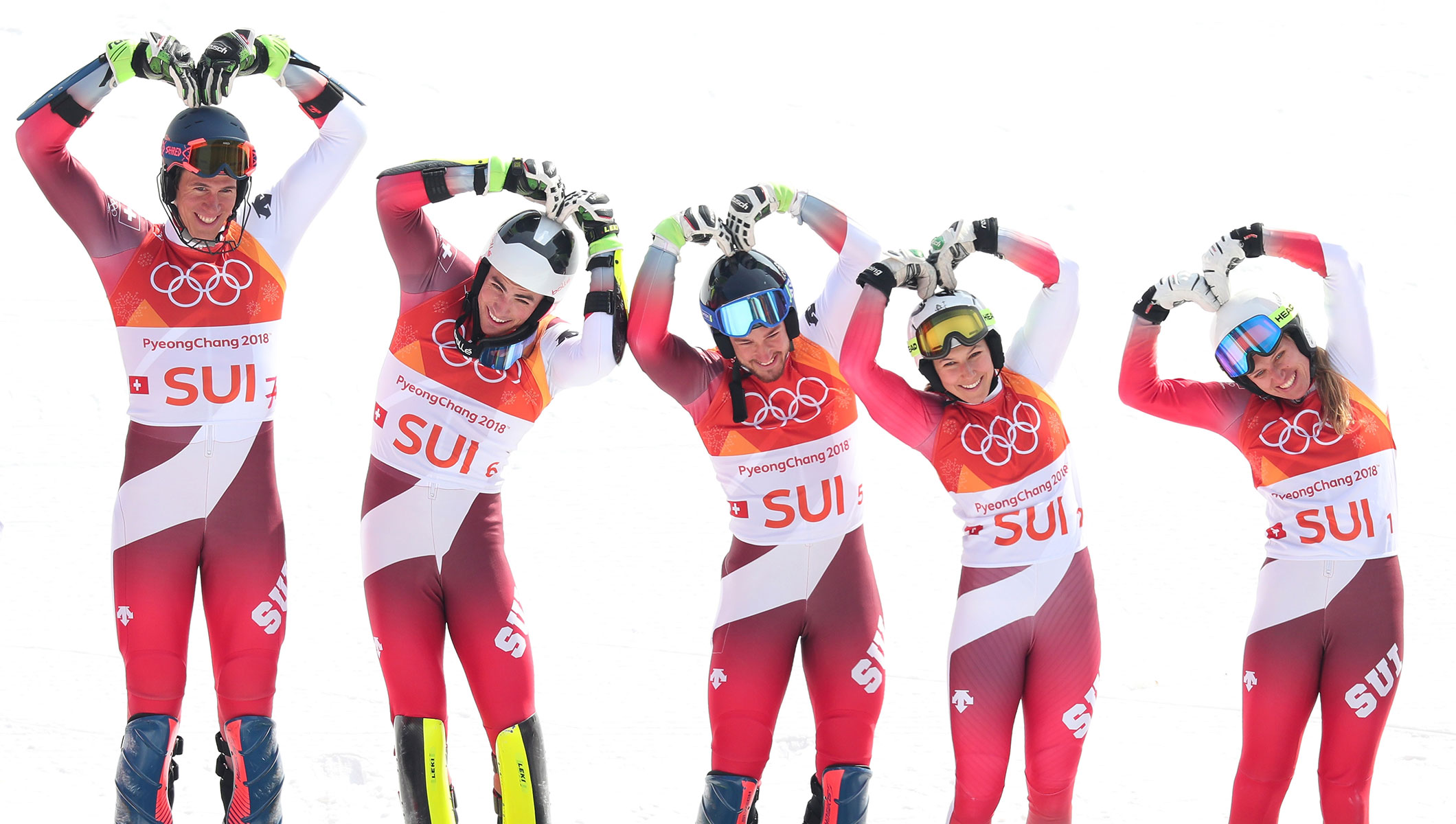 Alpine Skiing Team Event
