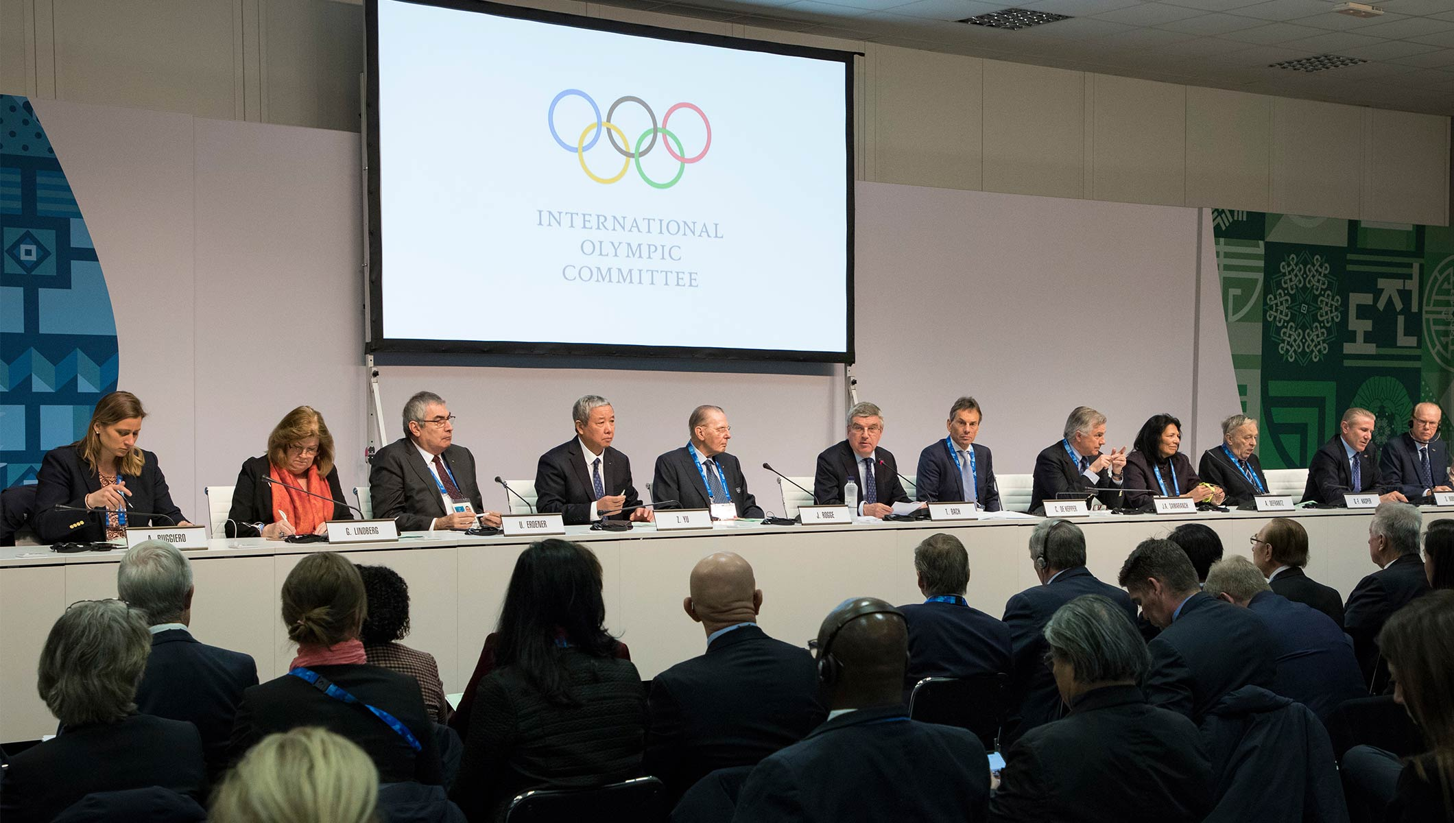 Decision of the IOC Executive Board - Olympic News