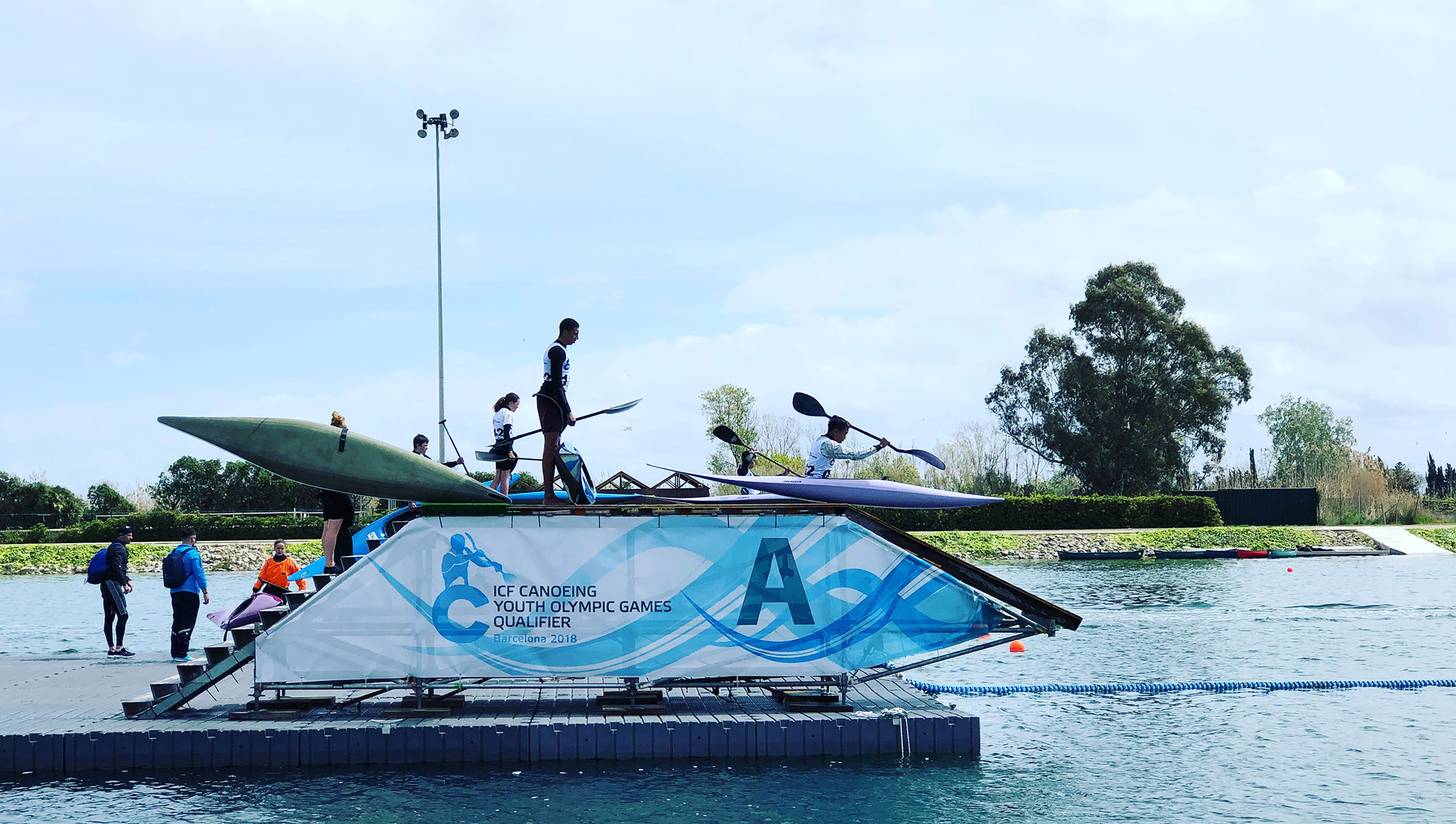 ICF Canoeing Youth Olympic Games Qualifier
