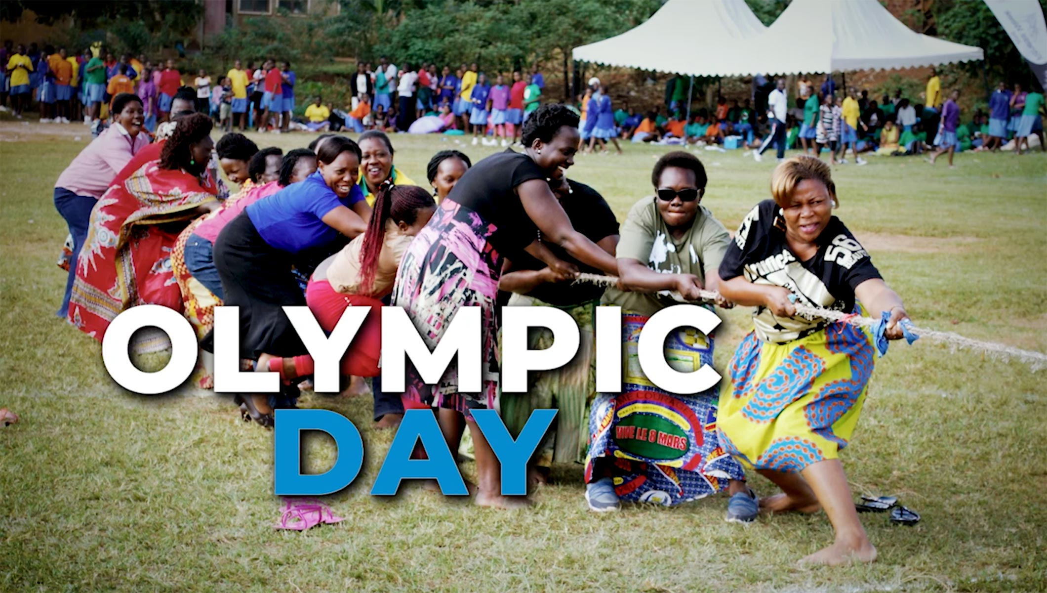 Olympic Day - Celebrate Getting Active and Living the