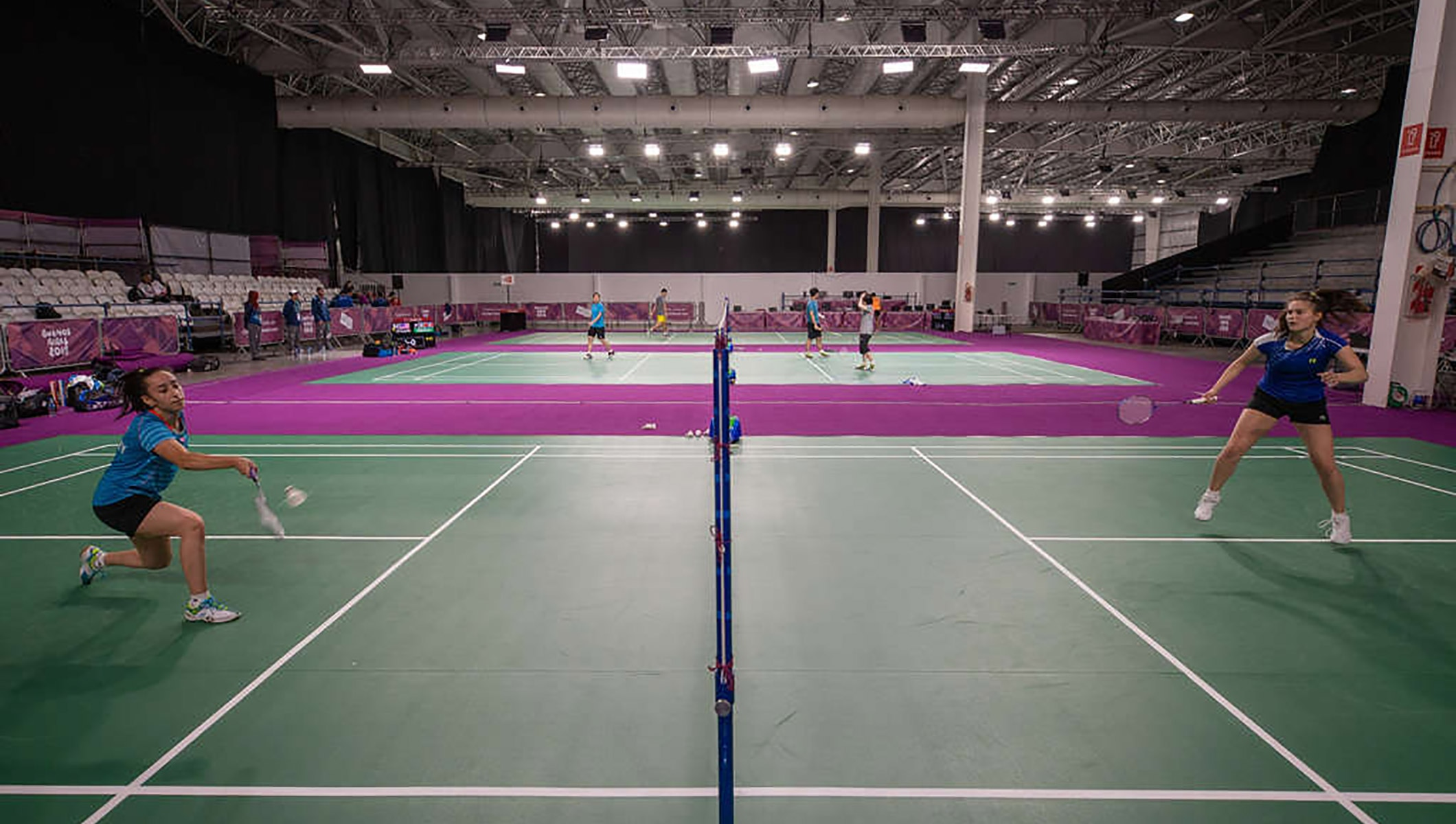 Badminton shake-up fosters shuttle diplomacy - Olympic News
