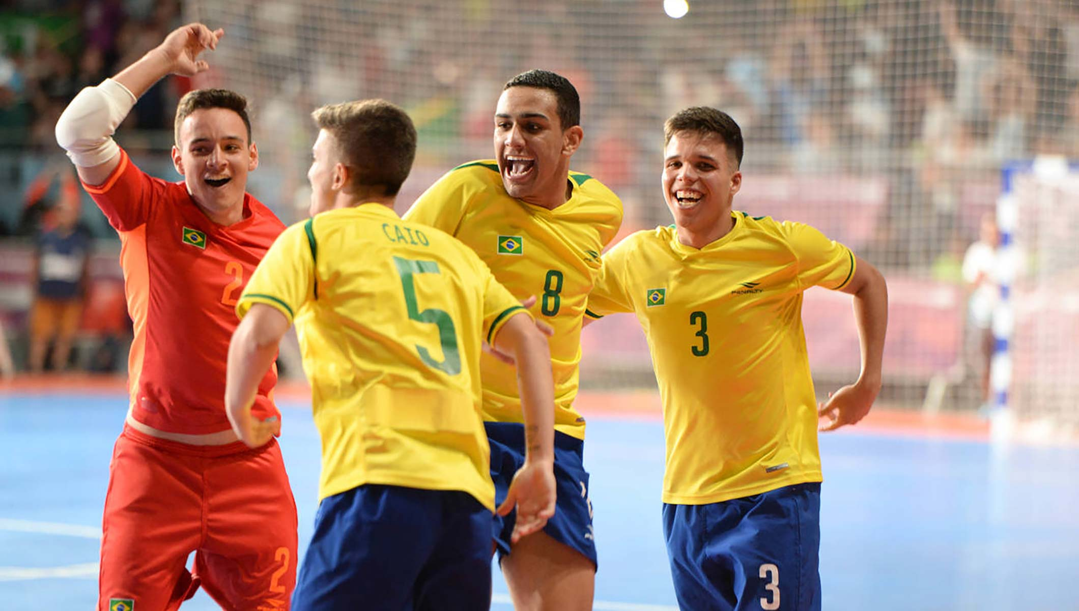 Brazil rules South American duel on rival's turf