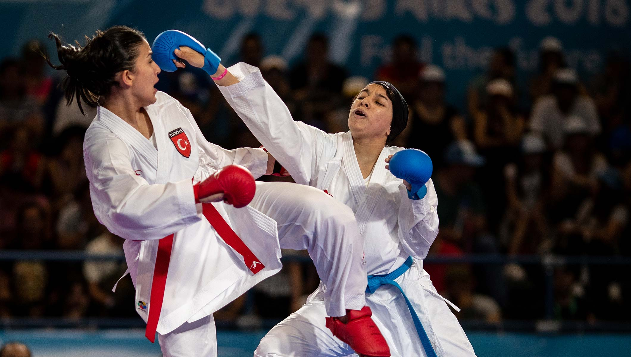 Karate at the Buenos Aires 2018 Youth Olympic Games
