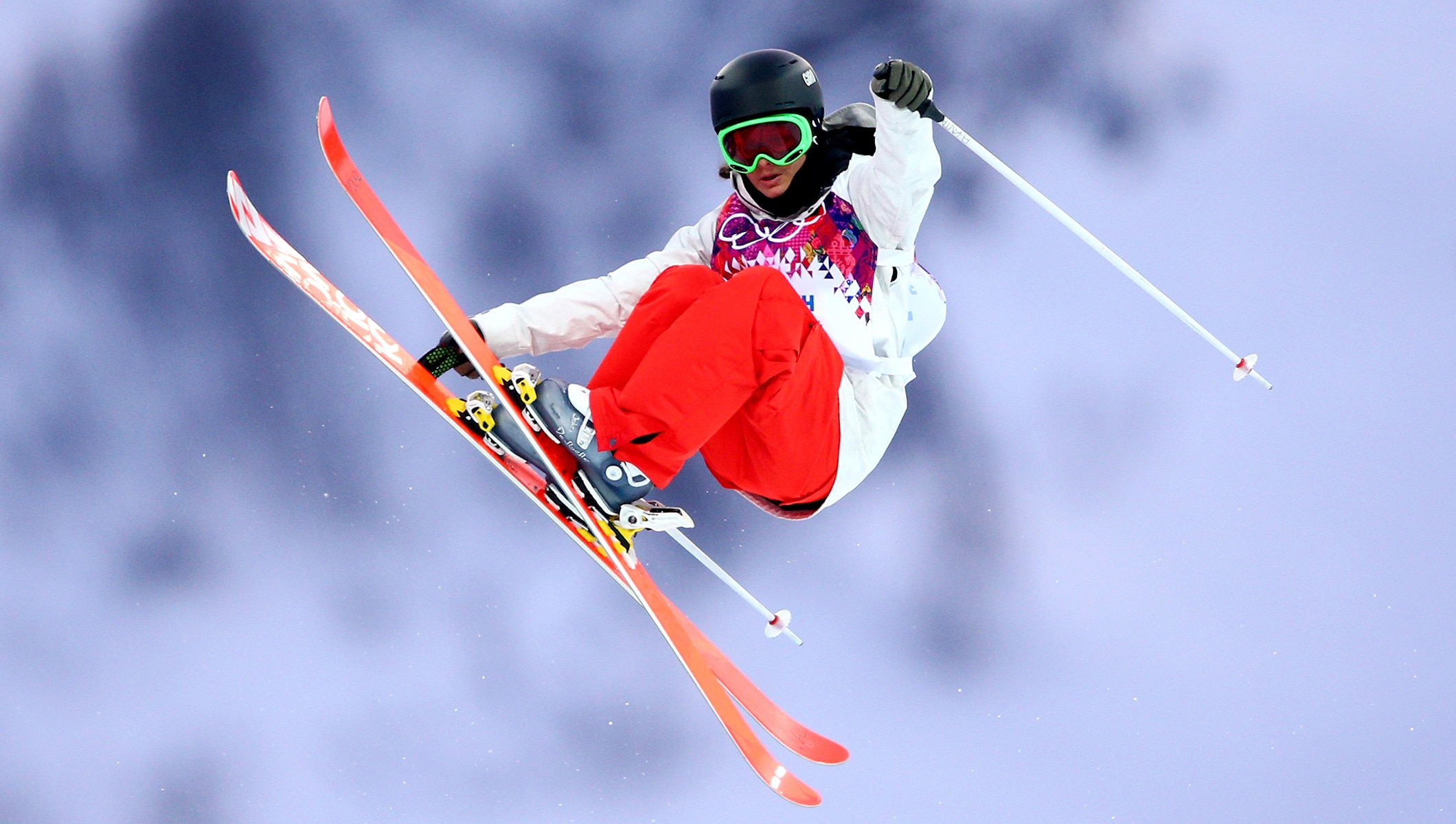 Freestyle Skiing At The 2020 Olympic Winter Games.Freestyle Skiing Winter Olympic Sport