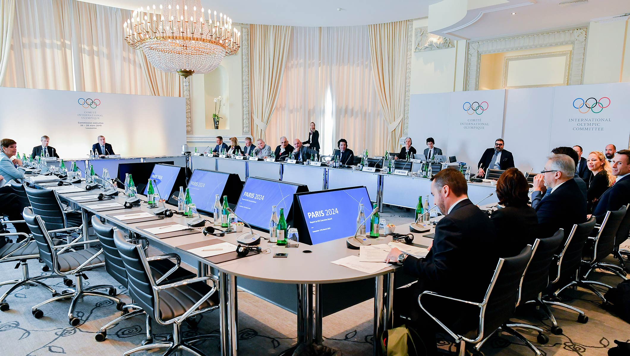 IOC Executive Board meeting
