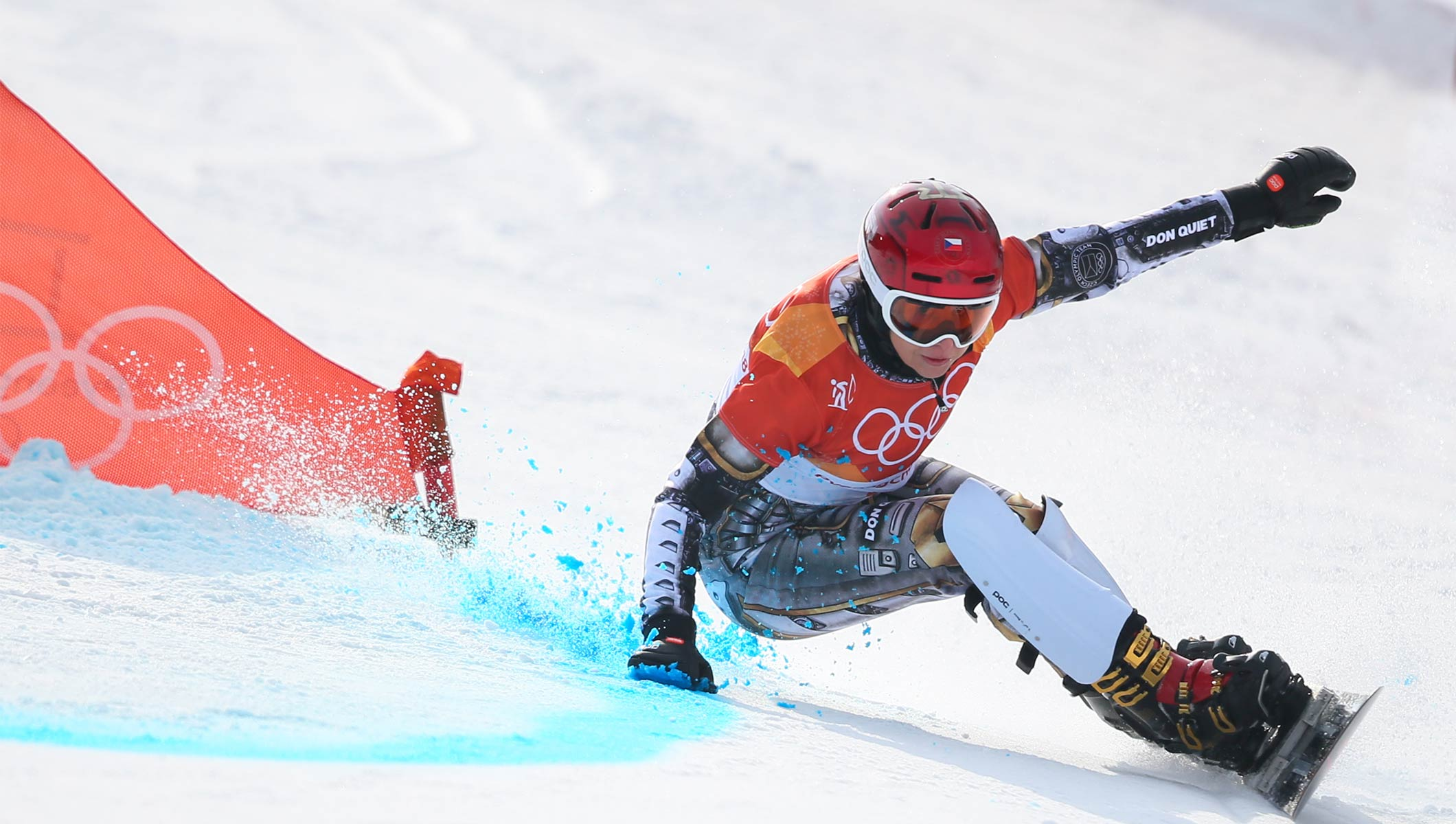 Snowboarding At The 2020 Olympic Winter Games.Olympic Snowboarding Winter Olympic Sport