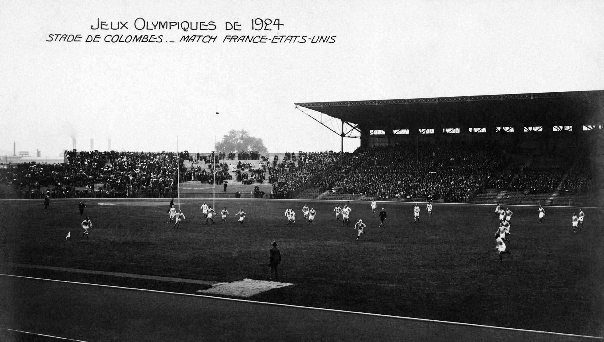 Rugby Paris 1924