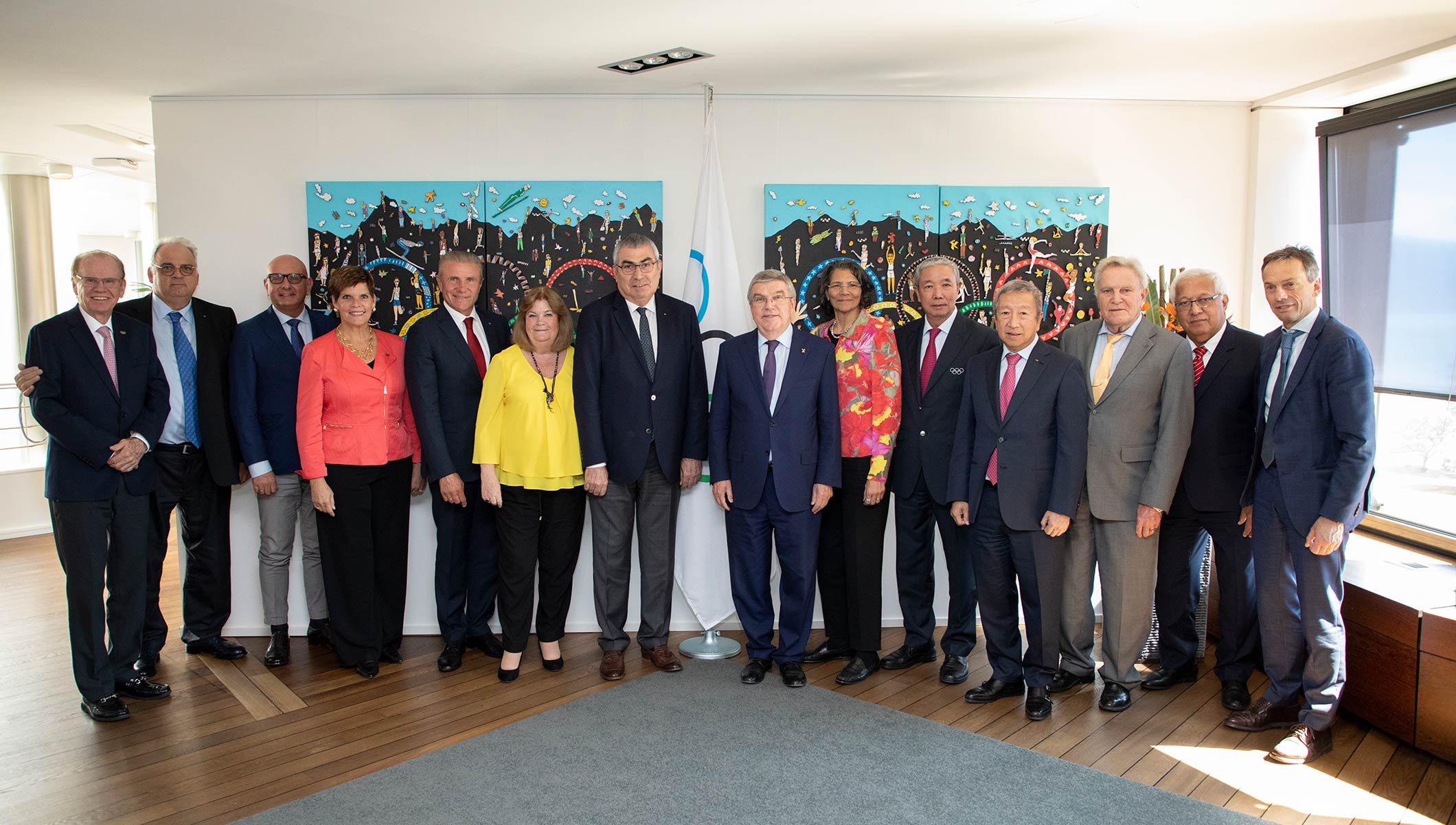 IOC Executive Board Lausanne 22 May 2019