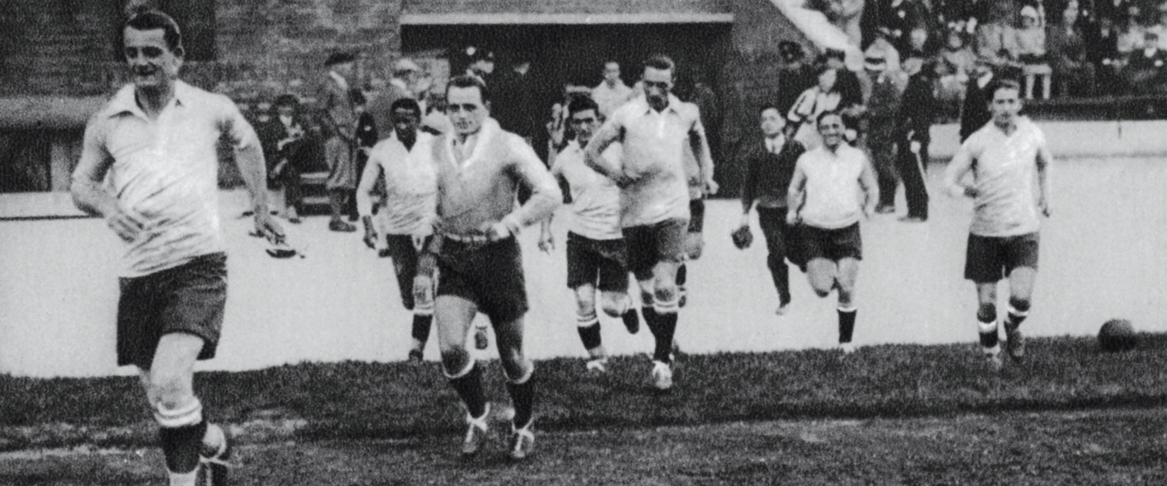 In Amsterdam In 1928 The Football Masters Were Uruguayan Olympic News