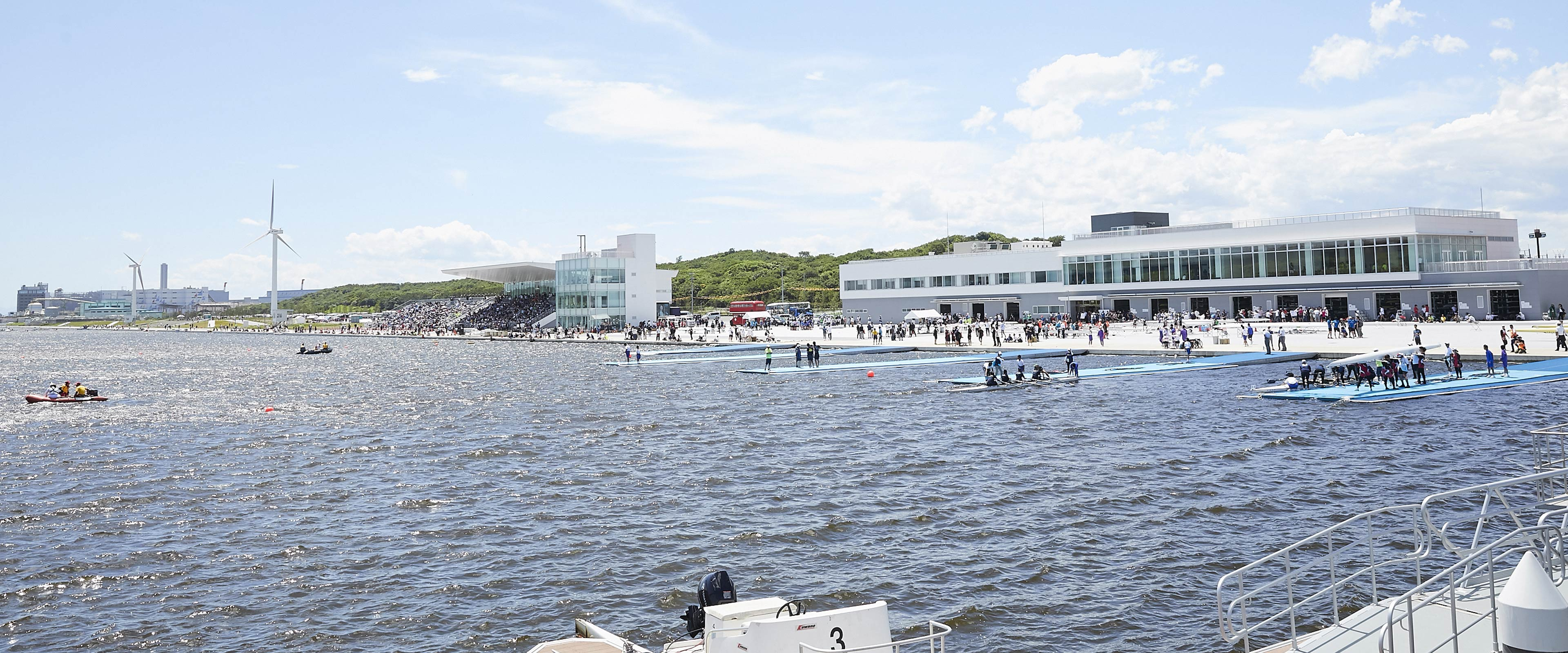 Rowing and canoe venues for Tokyo 2020 inaugurated ...
