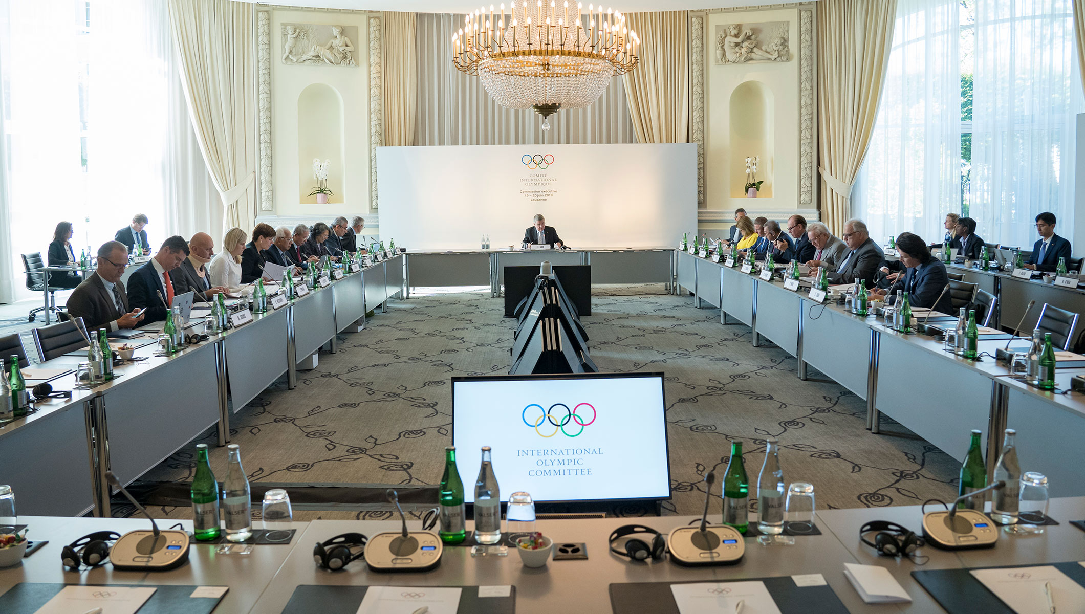IOC Executive Board