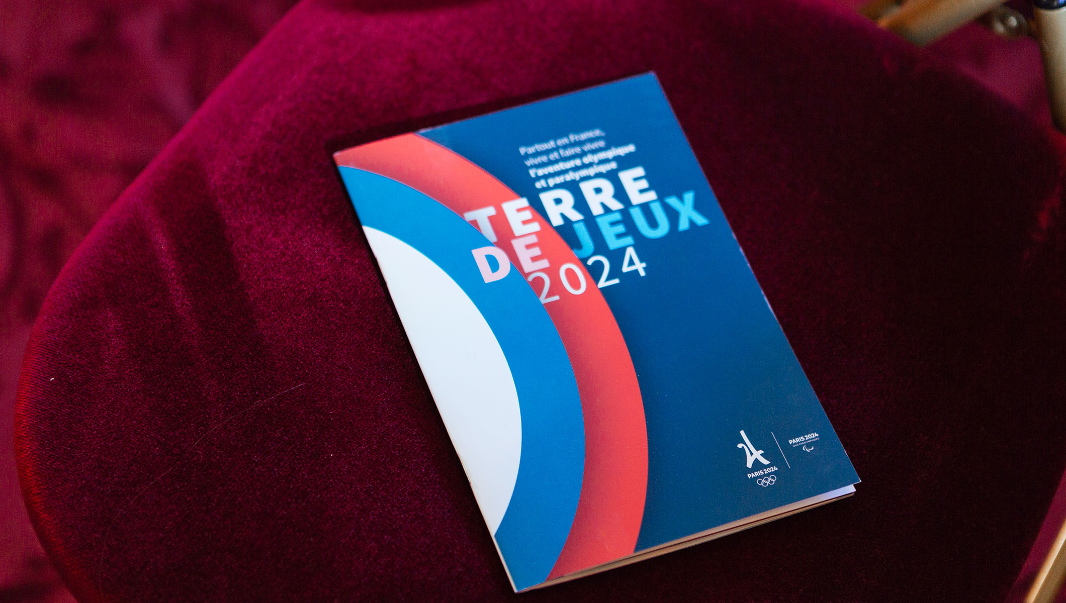 Paris 2024 Summer Olympics - Summer Olympic Games in France
