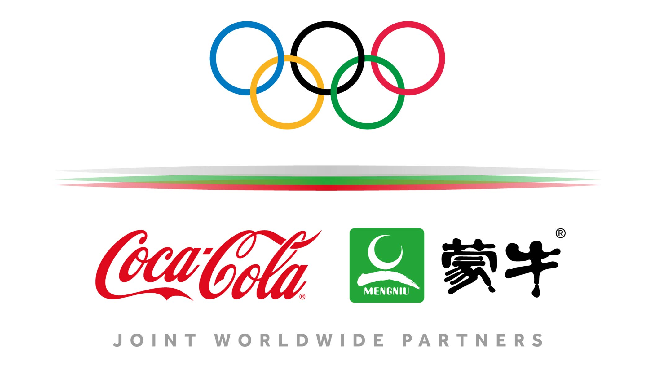 20efa8ce The IOC, The Coca-Cola Company and China Mengniu Dairy Company Ltd announce  Joint Worldwide Olympic Partnership to 2032
