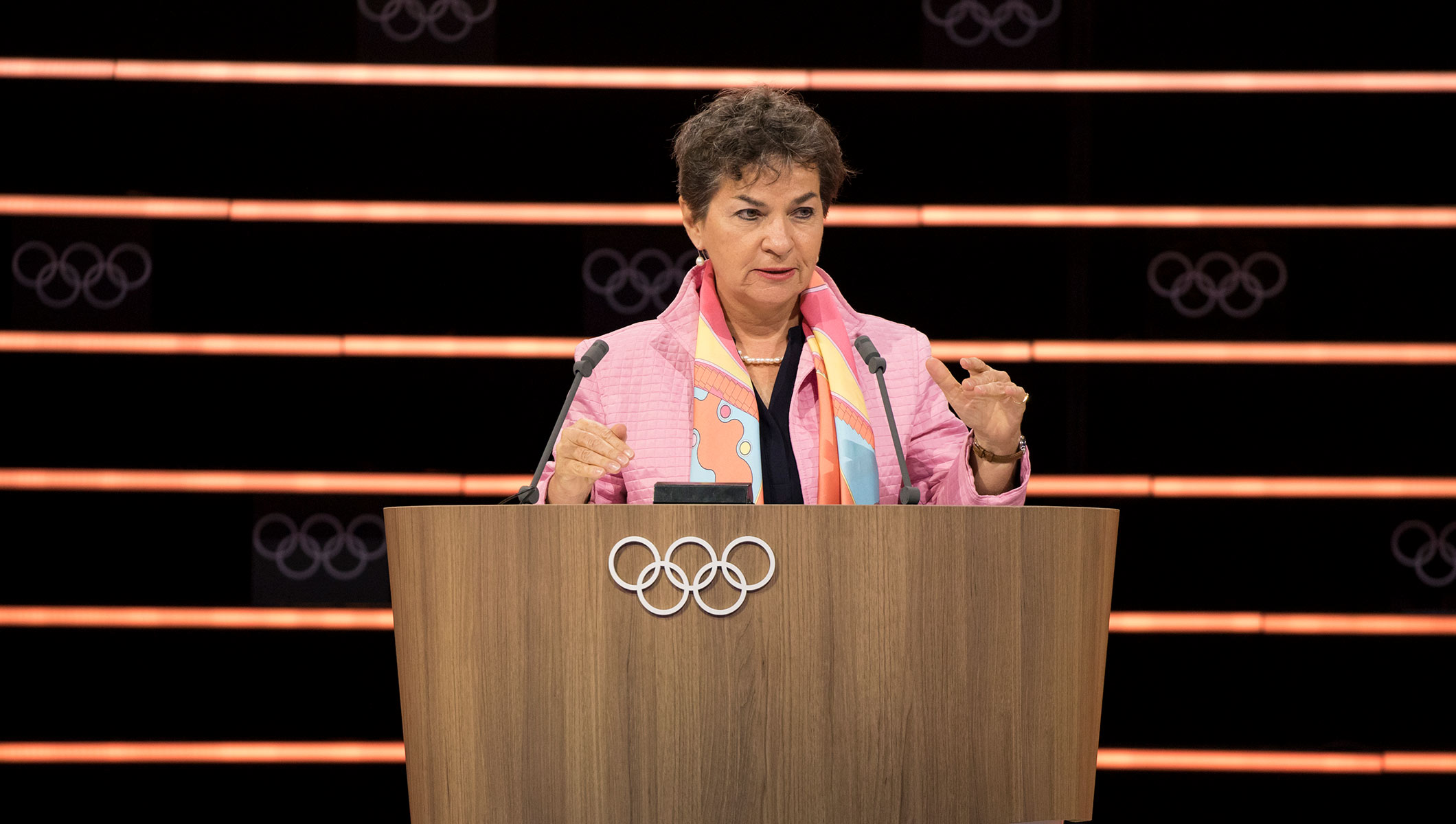 Keynote speech by Christiana Figueres, Former Executive Secretary of the United Nations framework Convention on Climate Change