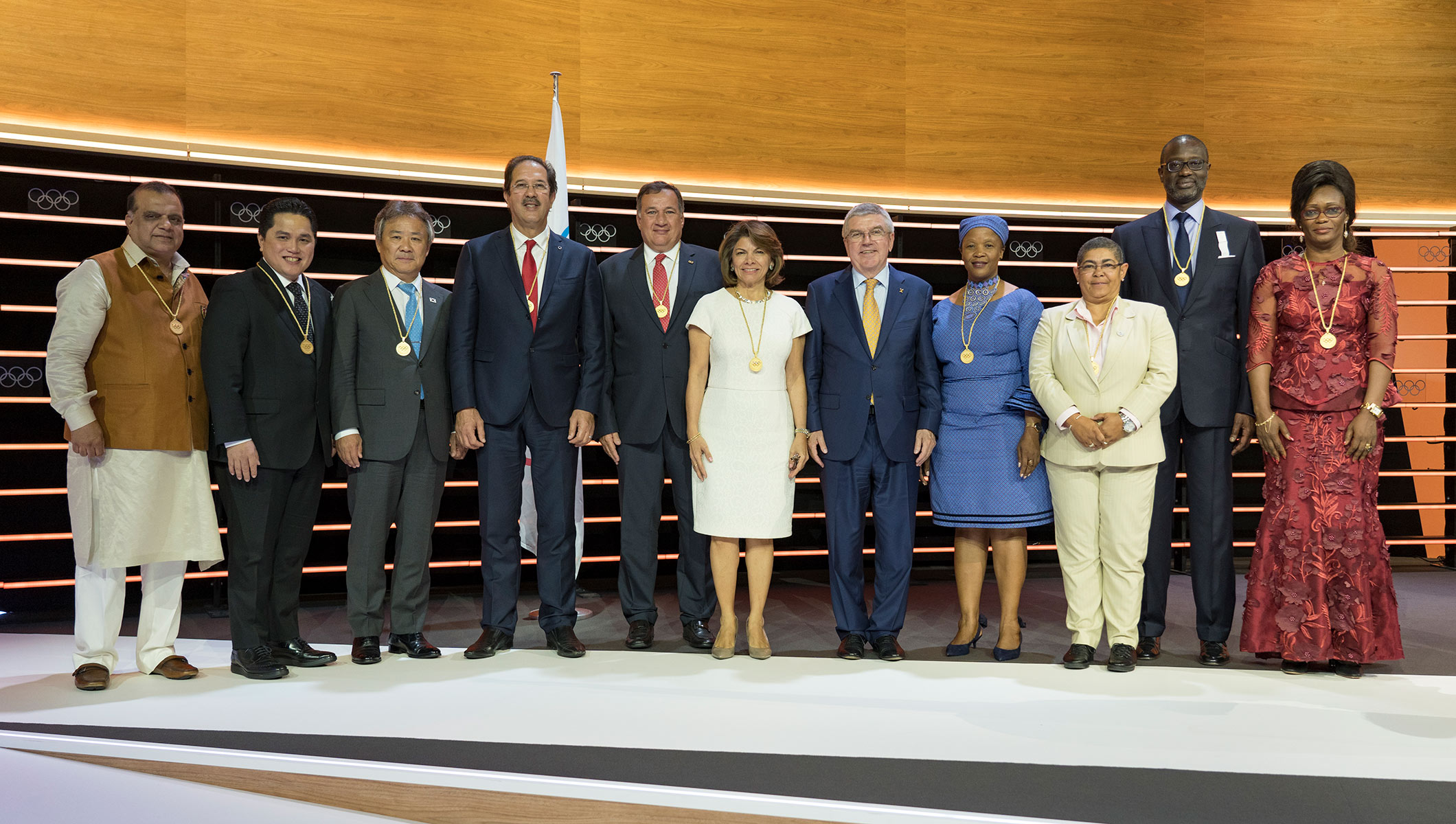 IOC Session elects ten new IOC Members