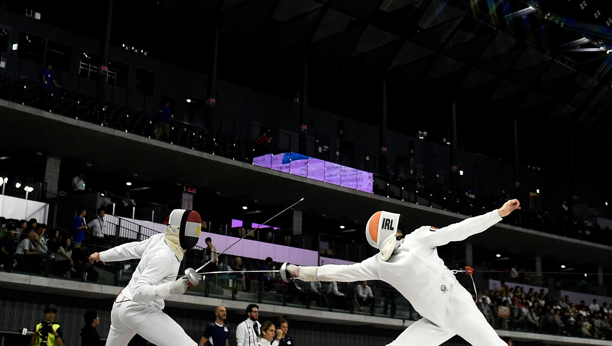 Tokyo looks back to the future with modern pentathlon test success