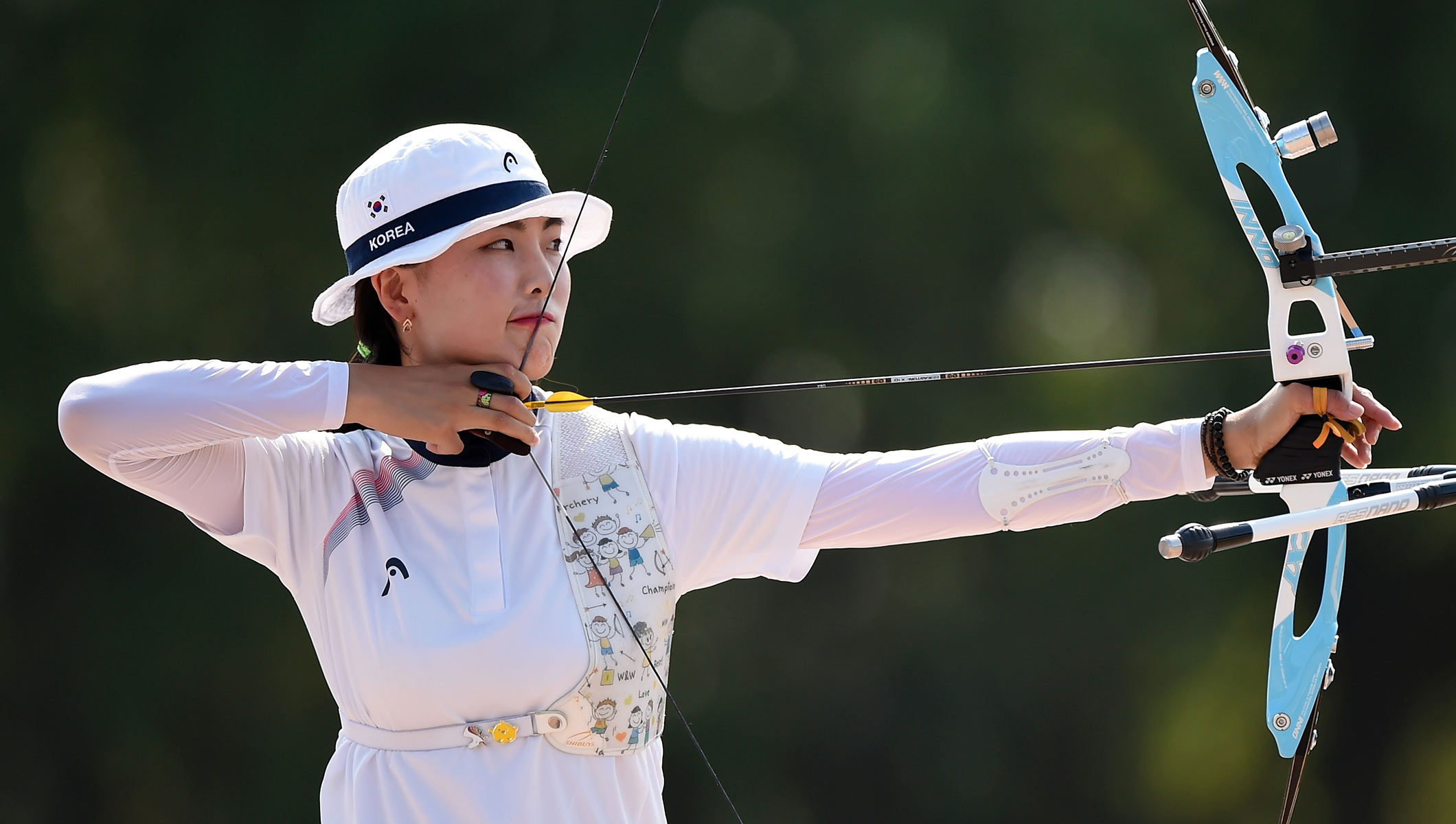 Korean archers suggest further dominance at Tokyo 2020 test event