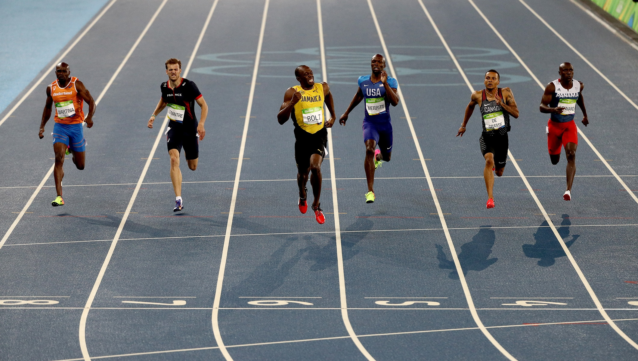 Usain BOLT - Olympic Athletics | Jamaica