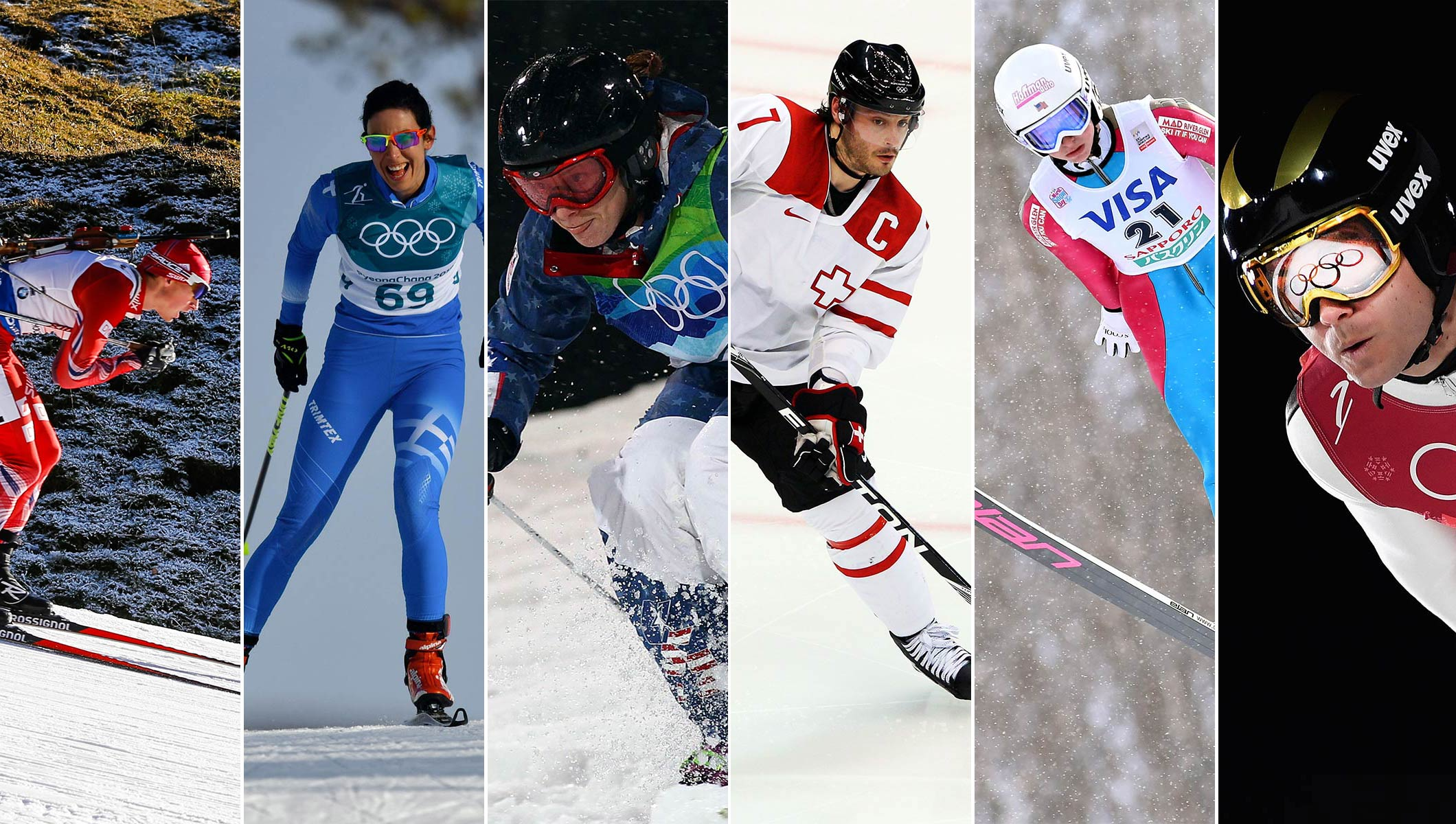 Cross Country Skiing At The 2020 Olympic Winter Games.Six Additional Sporting Stars To Mentor Young Athletes At