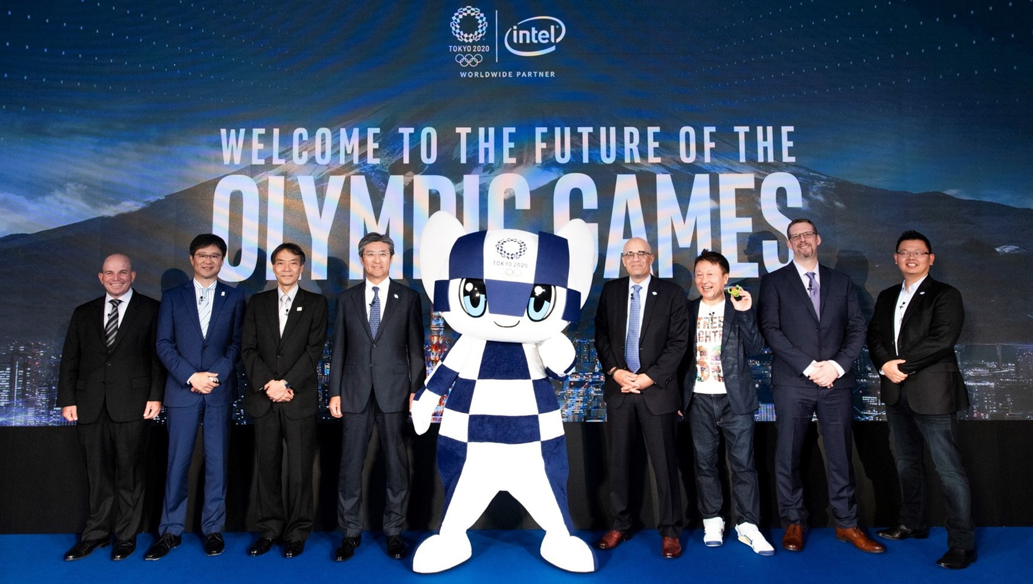 2020 Winter Olympics Hotels.Intel Technology Set To Deliver Several Innovations During