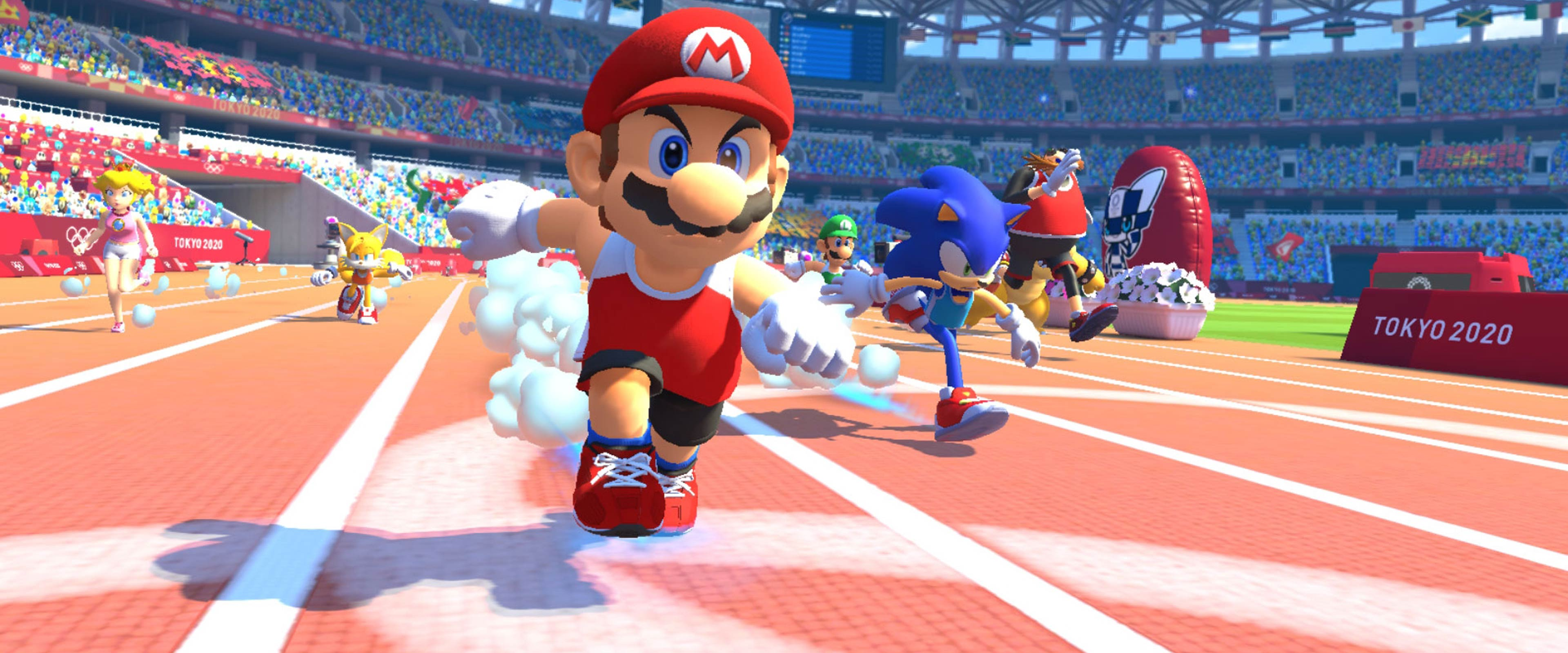 Nintendo Games 2020.Mario And Sonic Set For New Olympic Adventure In Tokyo 2020