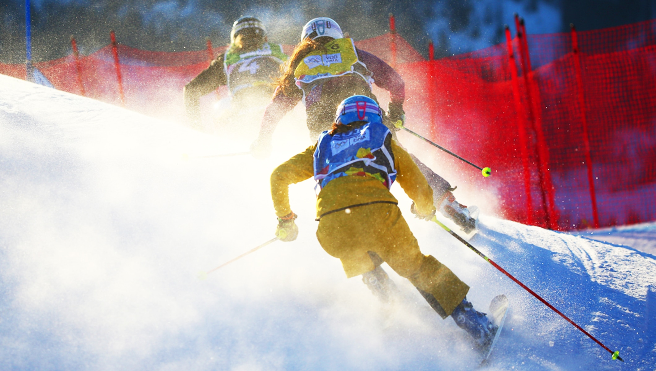 Alpine Skiing At The 2020 Olympic Winter Games.Sandy Bremond Speeding Towards Her Olympic Dream Olympic News