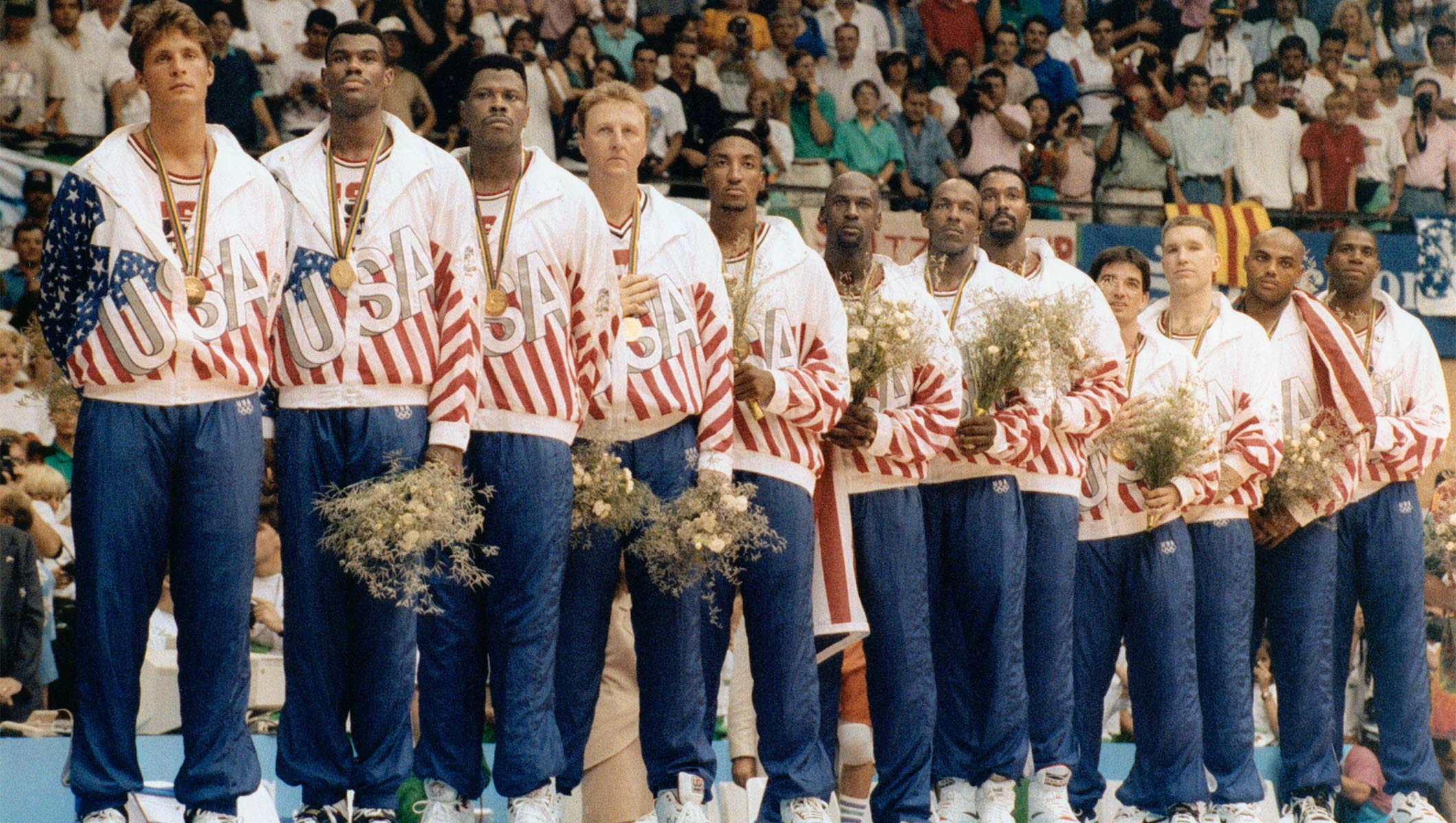 Basketball - Barcelona 1992 - Dream Team