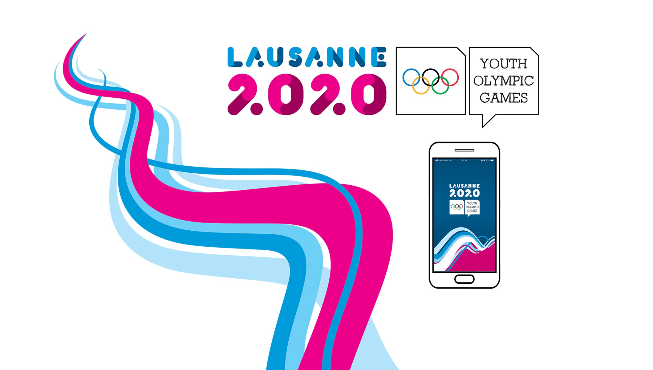 Download the Lausanne 2020 app to catch all the live action, highlights and so much more! - Olympic News - Olympics