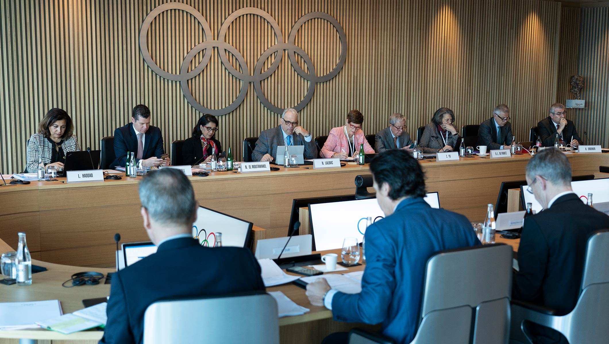 Executive Board IOC