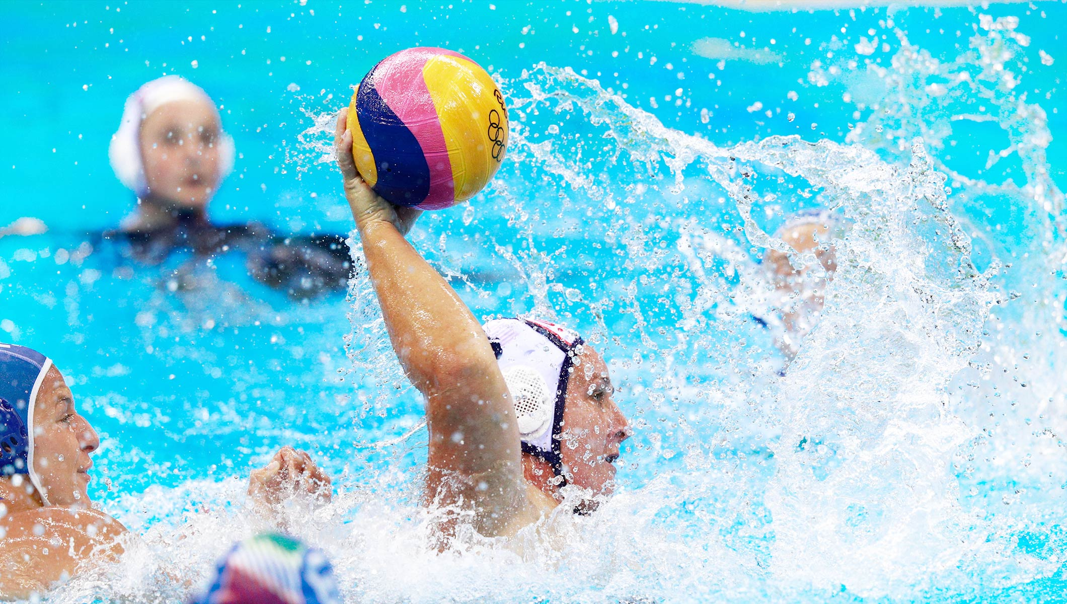 Overcoming obstacles second nature to the USA's all-conquering water polo star Seidemann - Olympic News