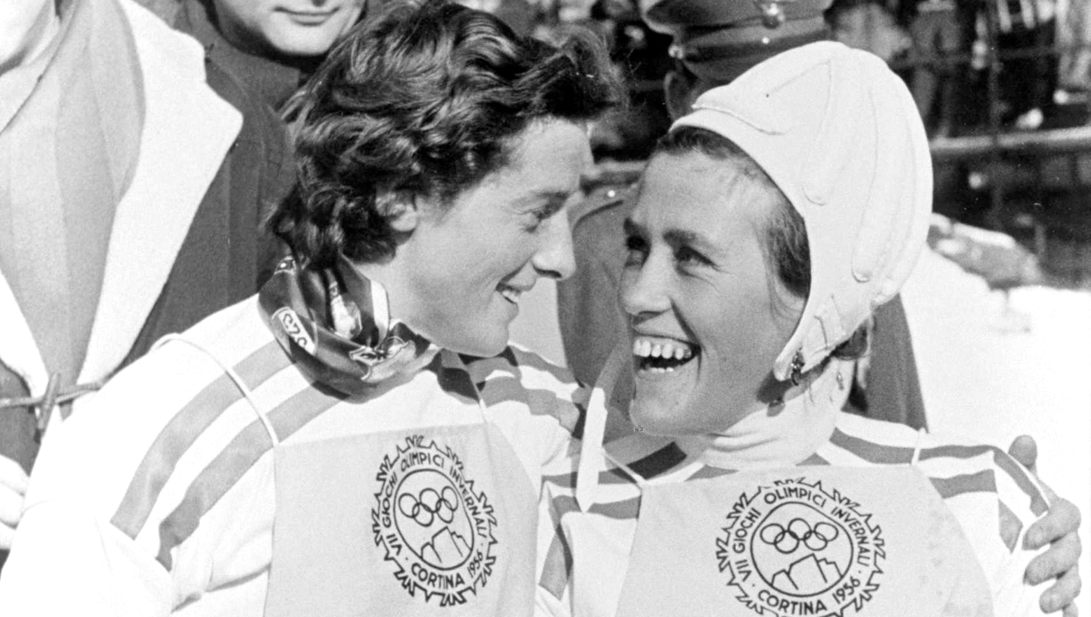 Madeleine BERTHOD and Frieda DÄNZER