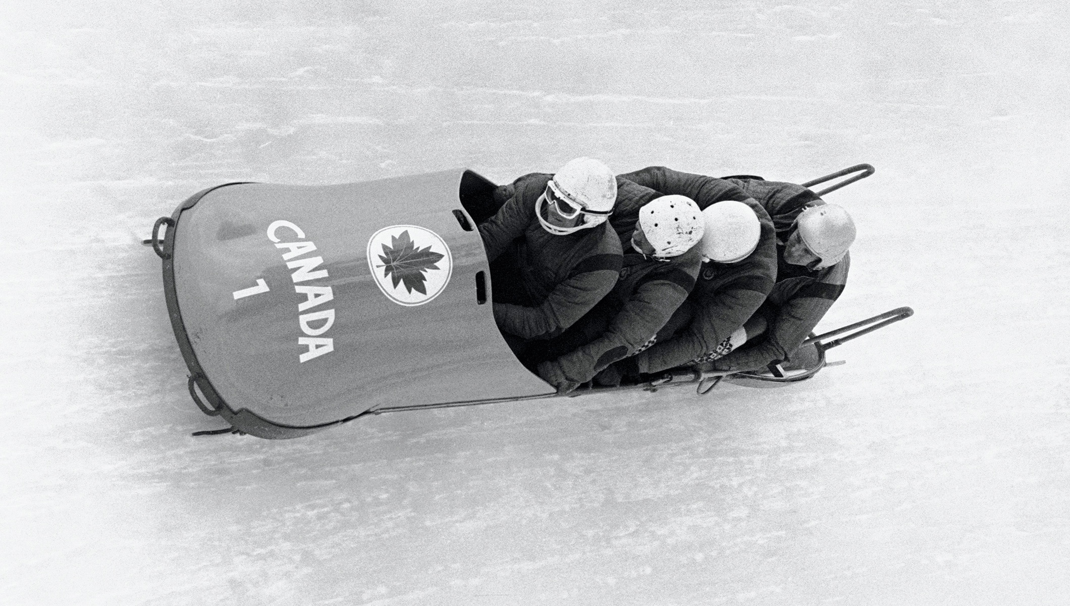 Canada Bobsleigh - Vic Emery