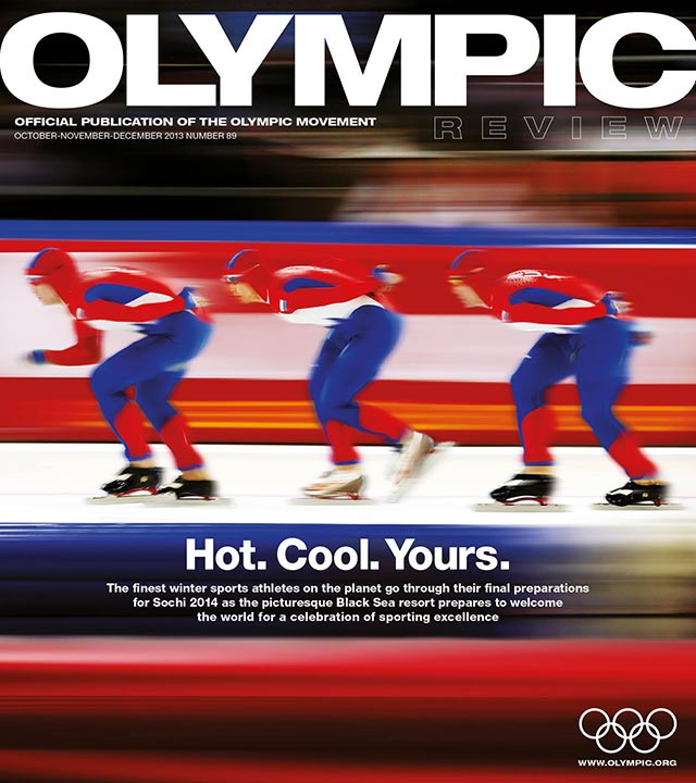 Hot. Cool. Yours. Issue 89
