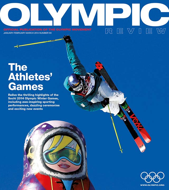 The Athletes' Games Issue 90