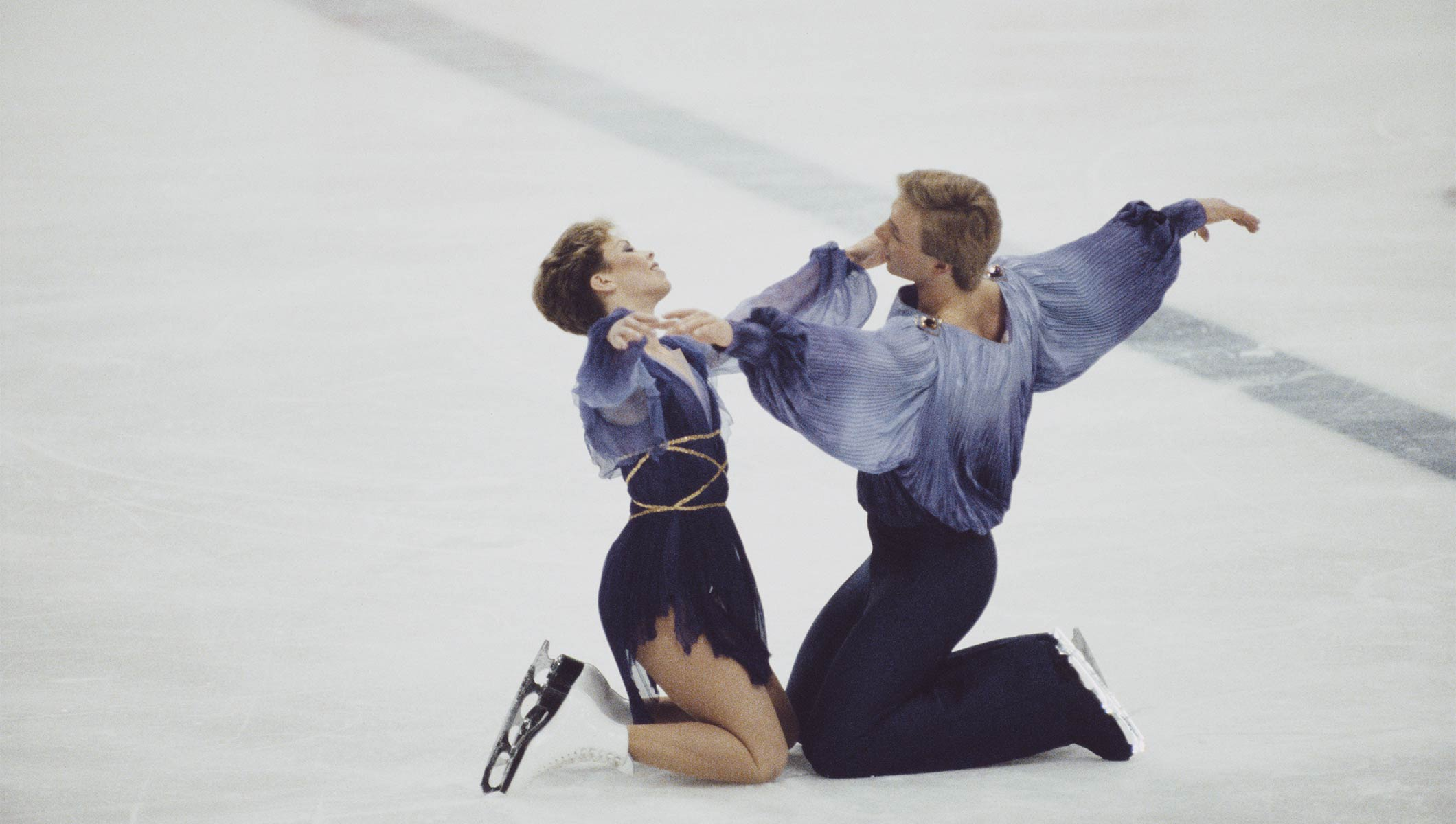 Figure Skating At The 2020 Olympic Winter Games.Figure Skating Winter Olympic Sport