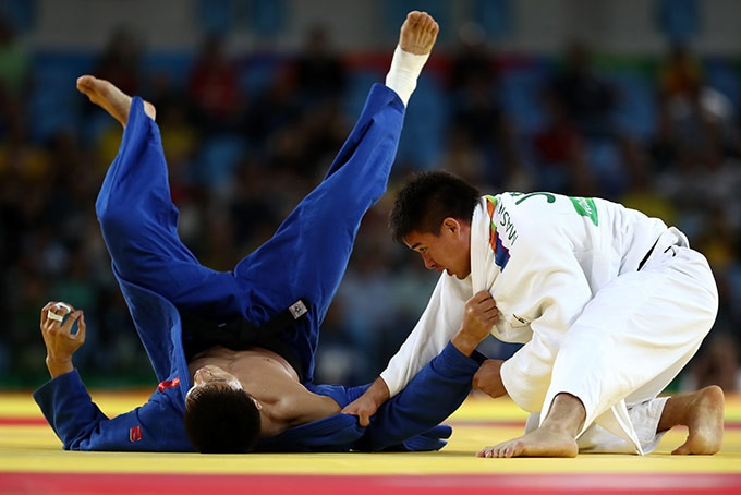 Olympic Judo - News, Featured Stories, Photos