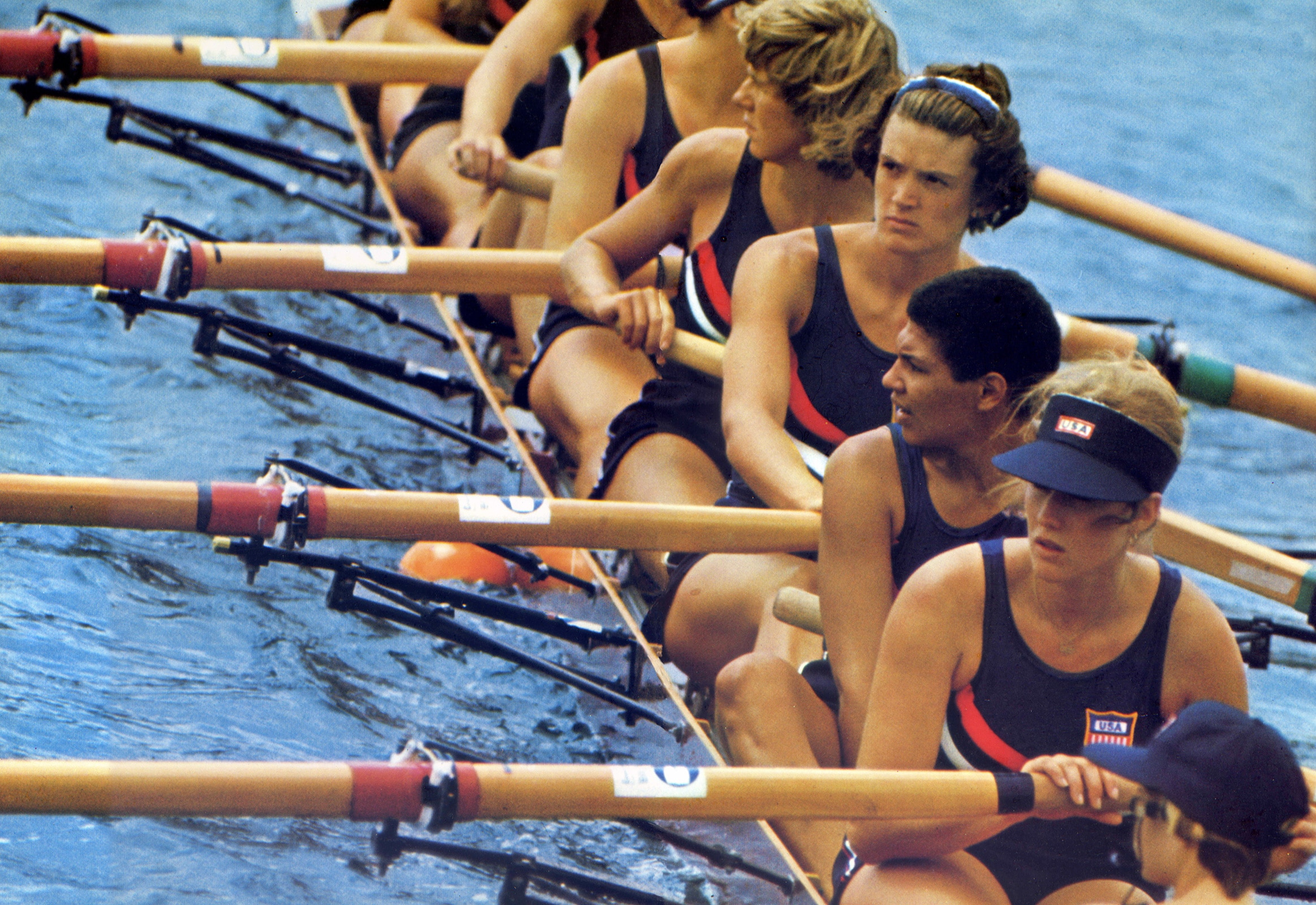 Rowing Women's Eight with Coxswain (8+)
