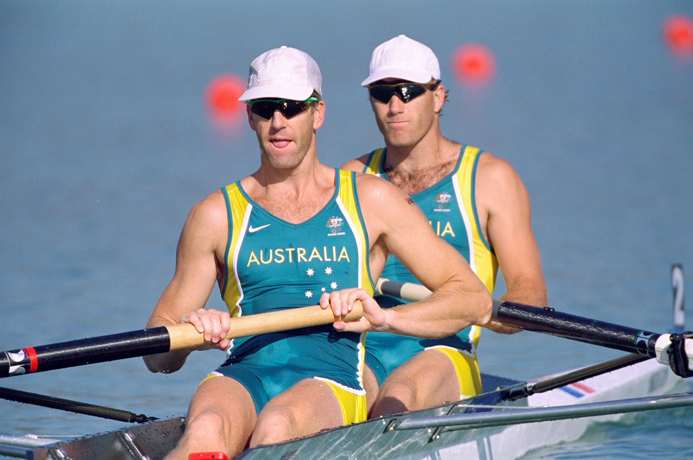 Rowing Coxless Pair (2-) Men