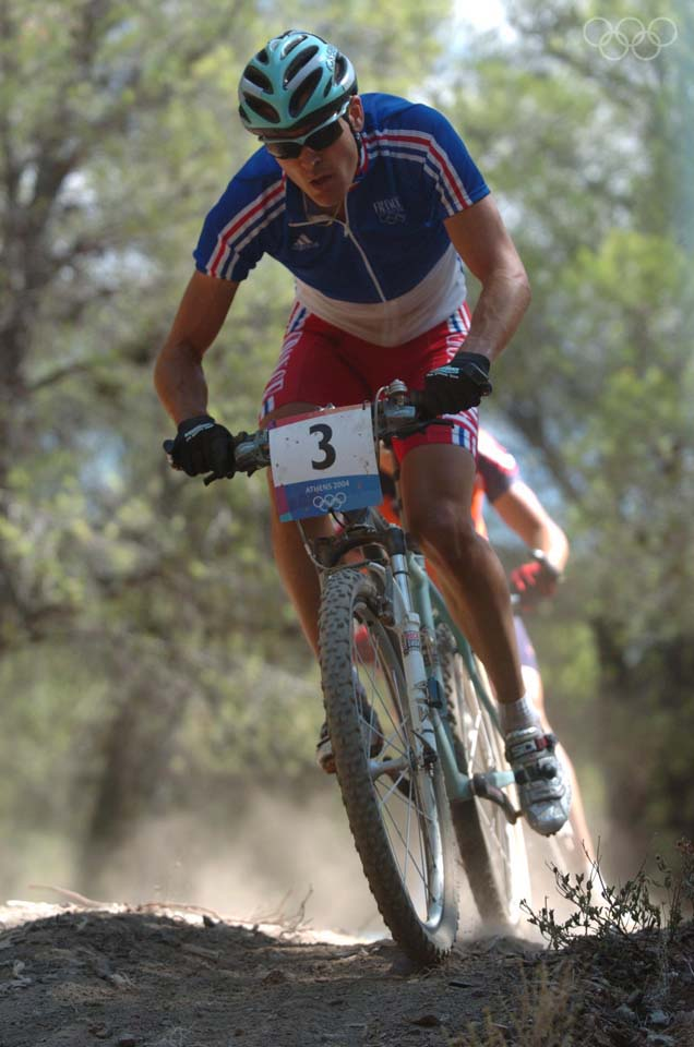 Cycling Mountain Bike - Cross-Country Men