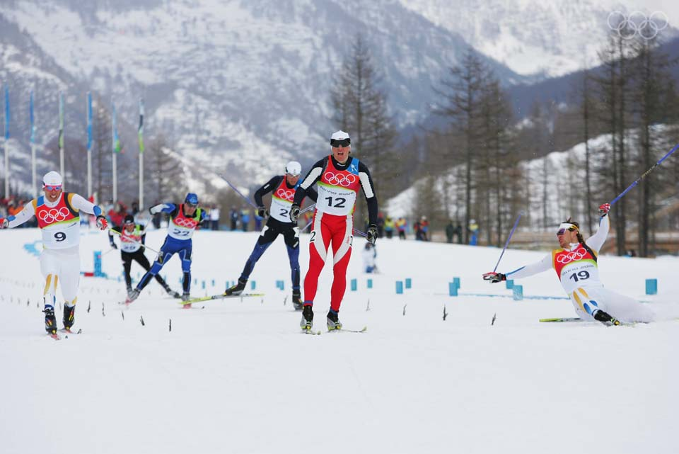 Mens Qualification Sprint - Cross Country Skiing