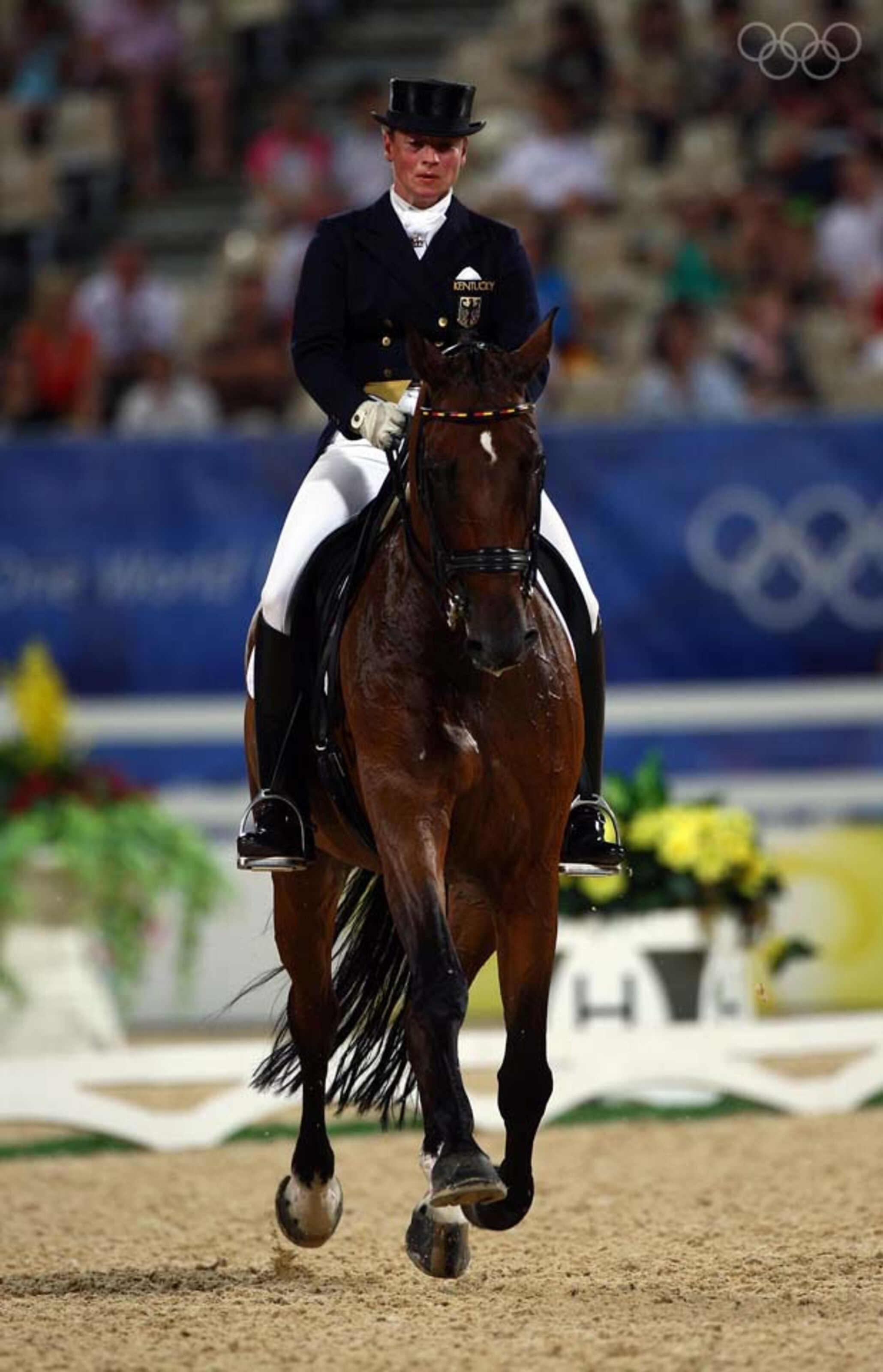 Beijing 2008 Equestrian Dressage Photos Best Olympic
