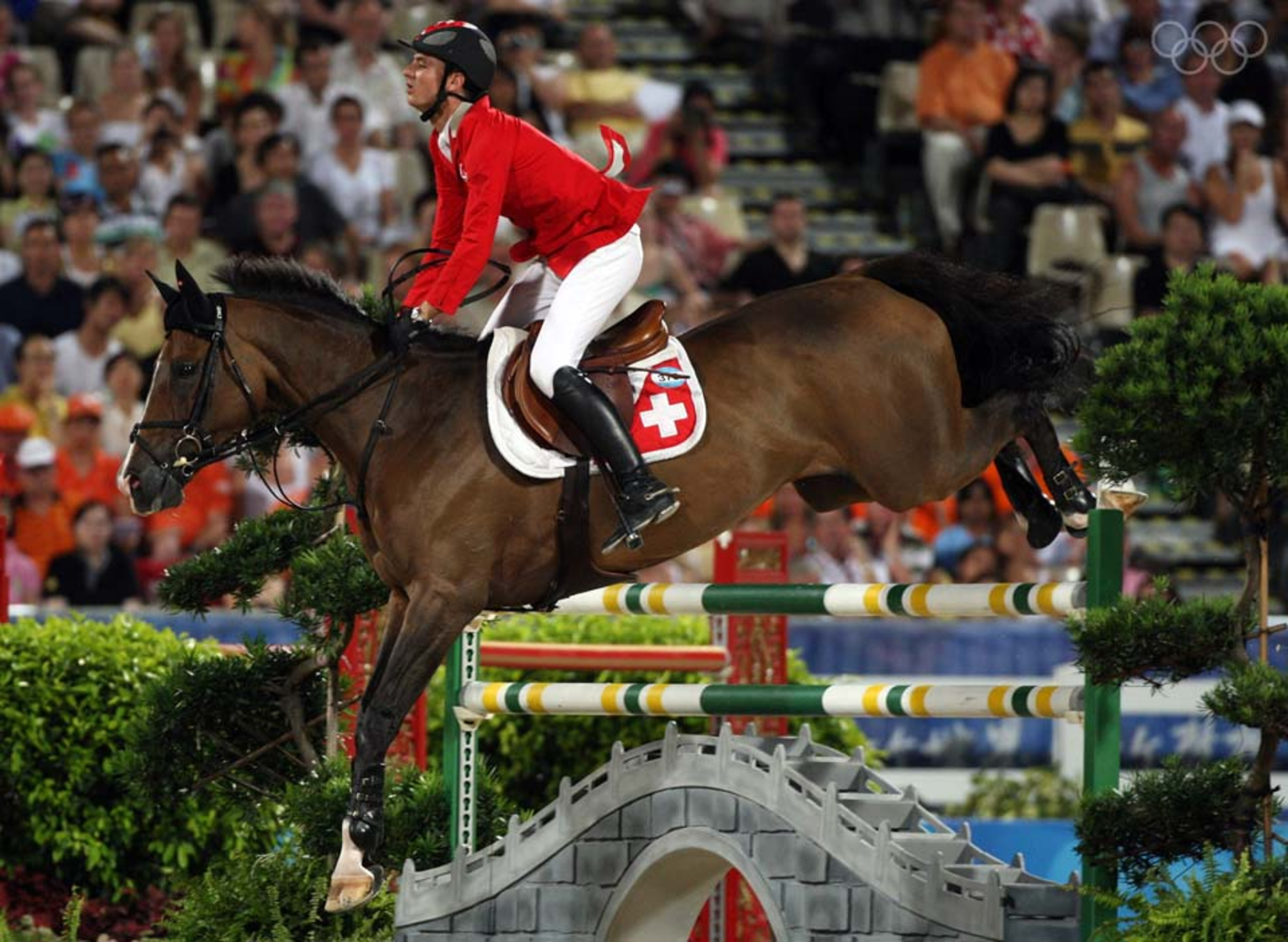 Equestrian Jumping Beijing 2008 Photos Best Olympic Photos