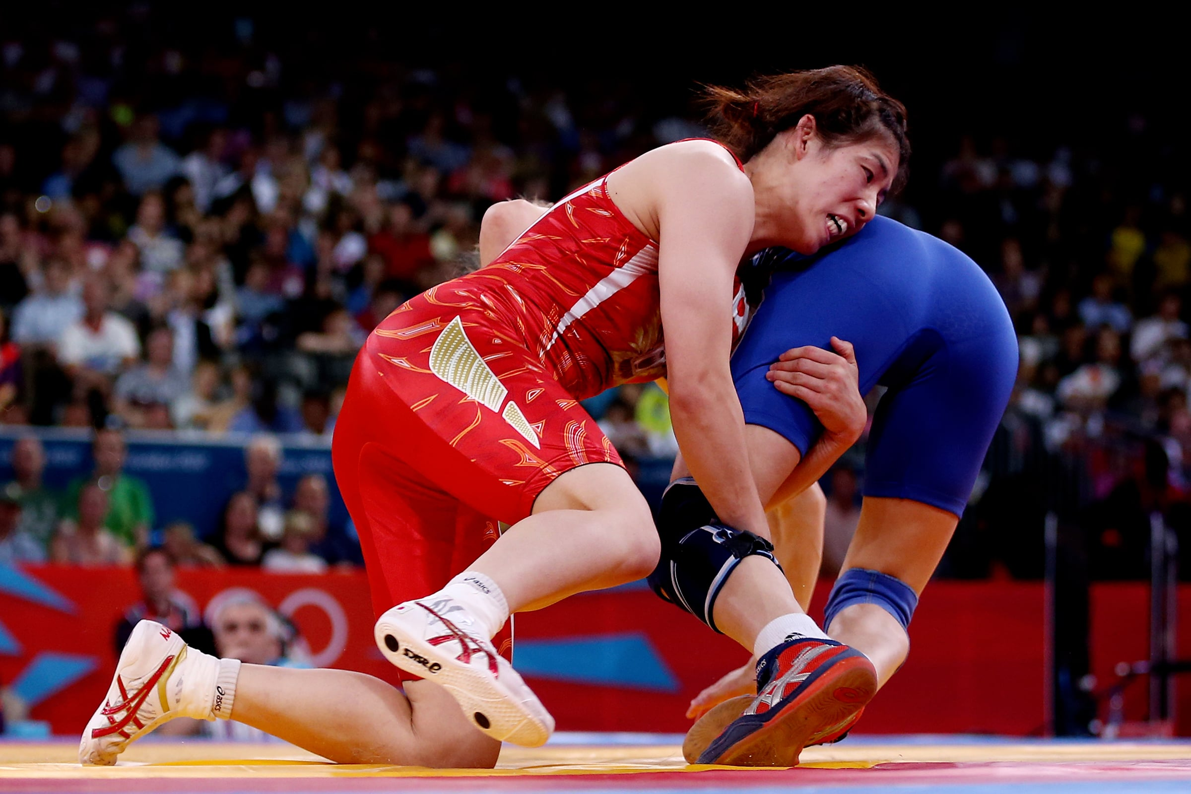 Wrestling Freestyle - 55kg Women
